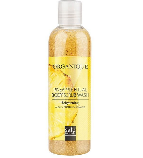 Bodywash Scub Ananas 250 ml