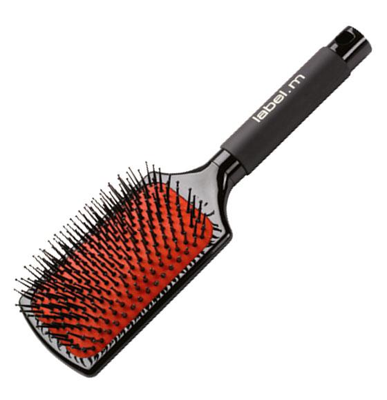 Padle Brush Label. m
