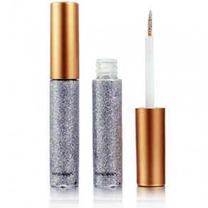 Eyeliners i Metallic Sølv