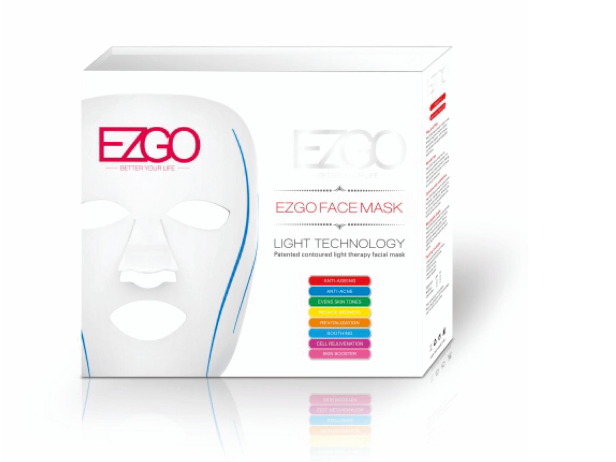Ezgo Lysterapi Ansigtsmaske