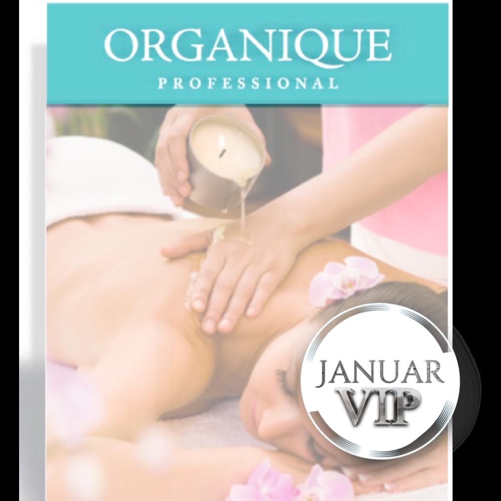 VIP jANUAR Chokolade Massage