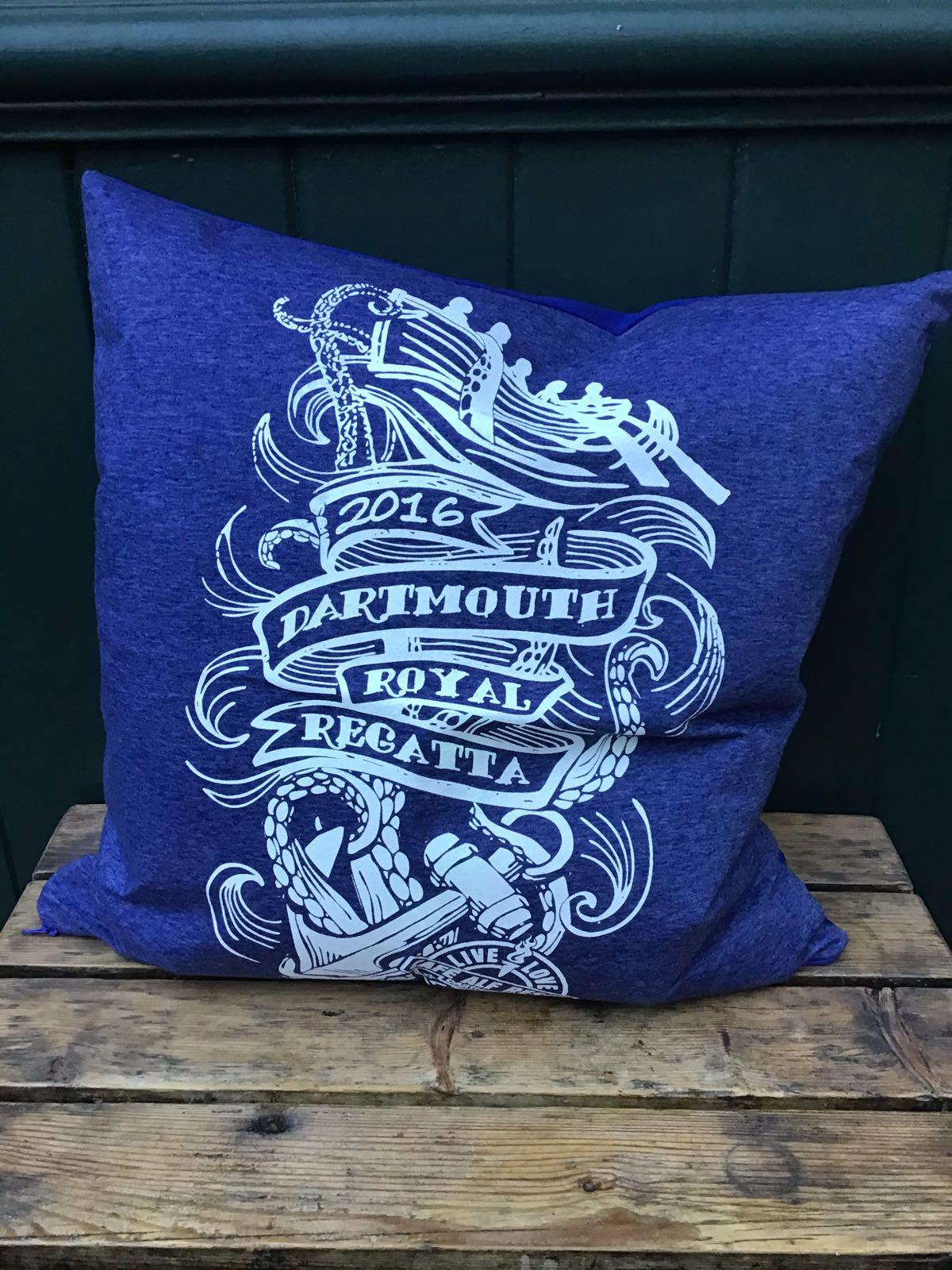 Regatta 2016 Deep Sea Cushion