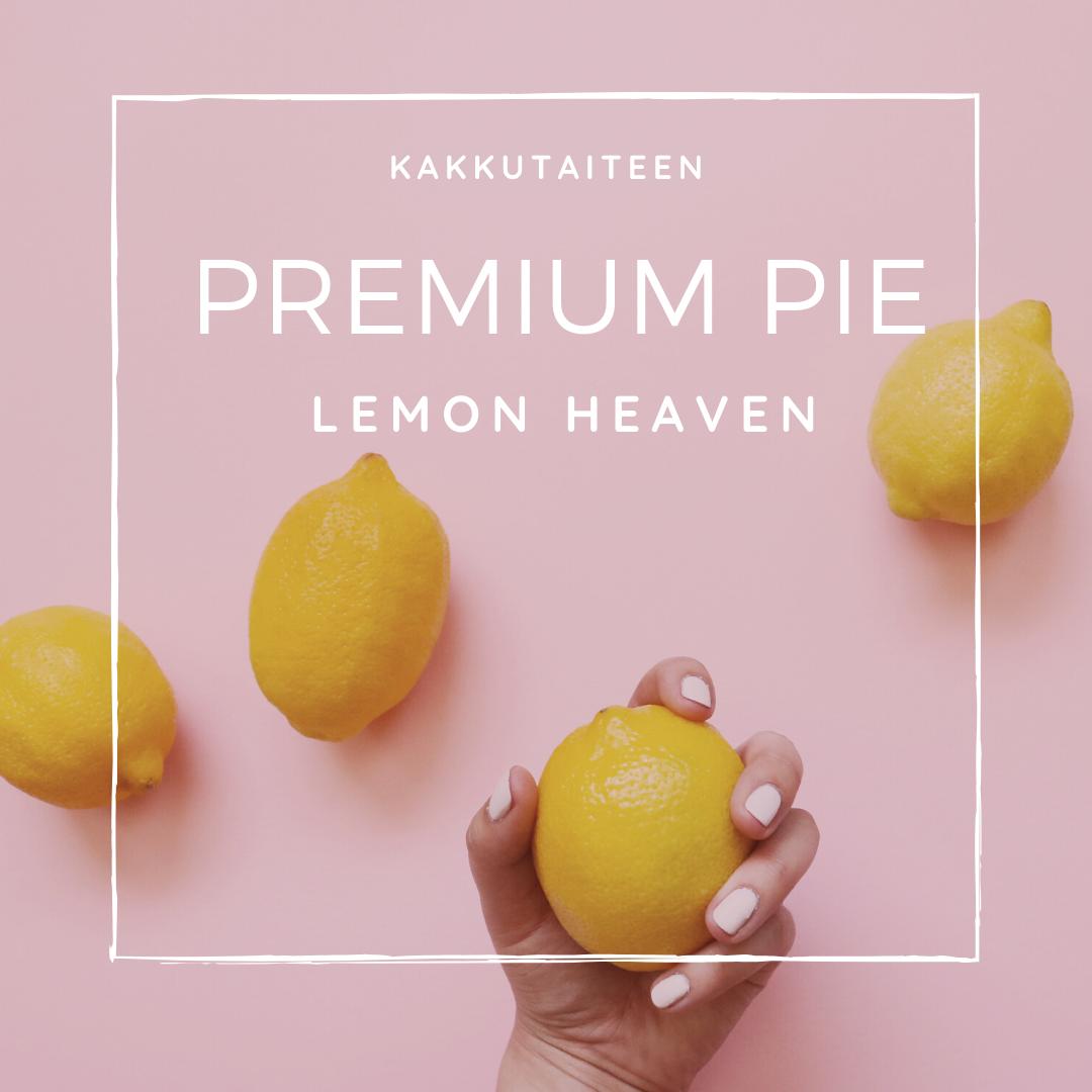 Premium Pie: Lemon Heaven