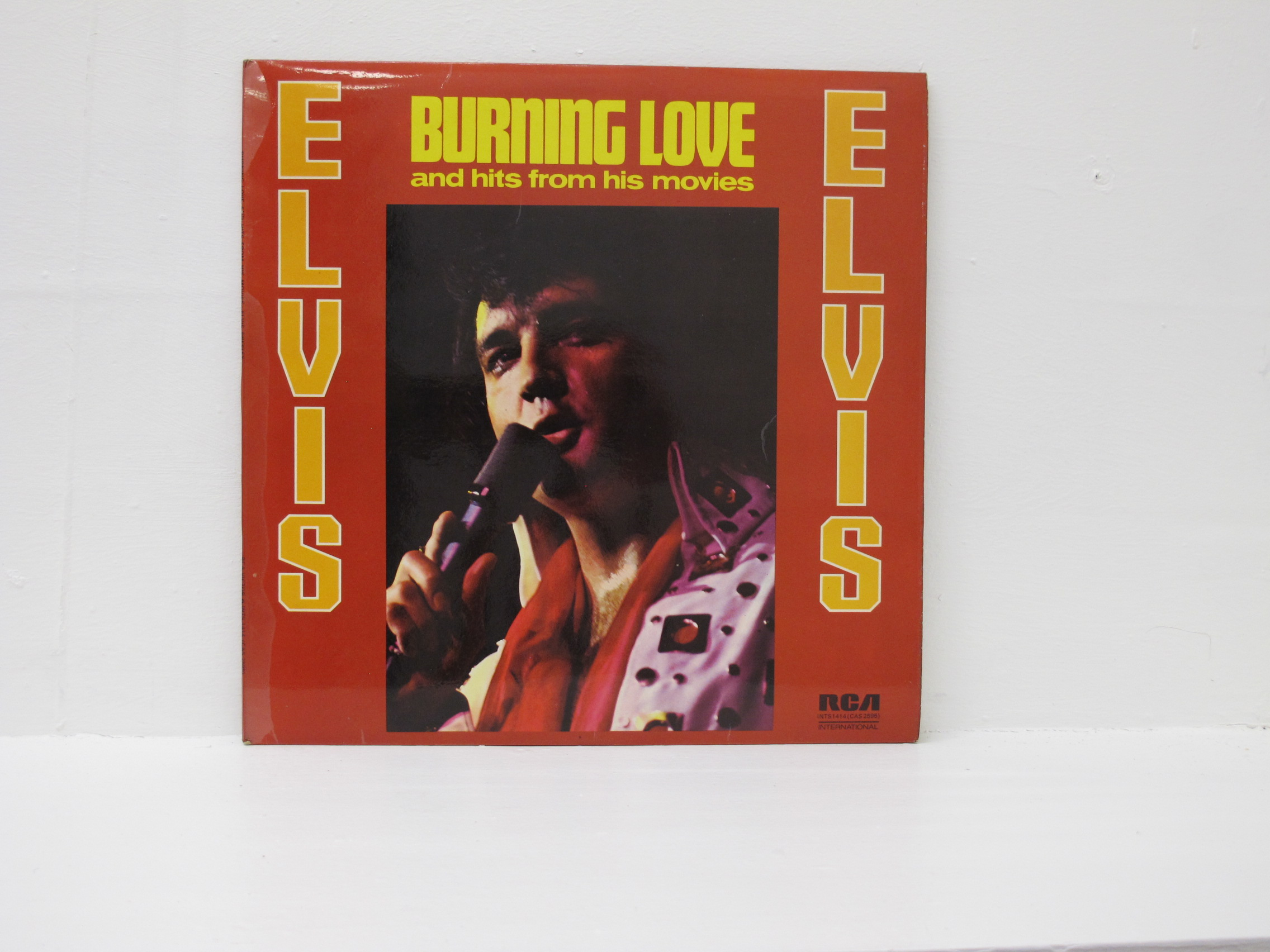 Elvis Presley - Burning Love and his hits from his movies