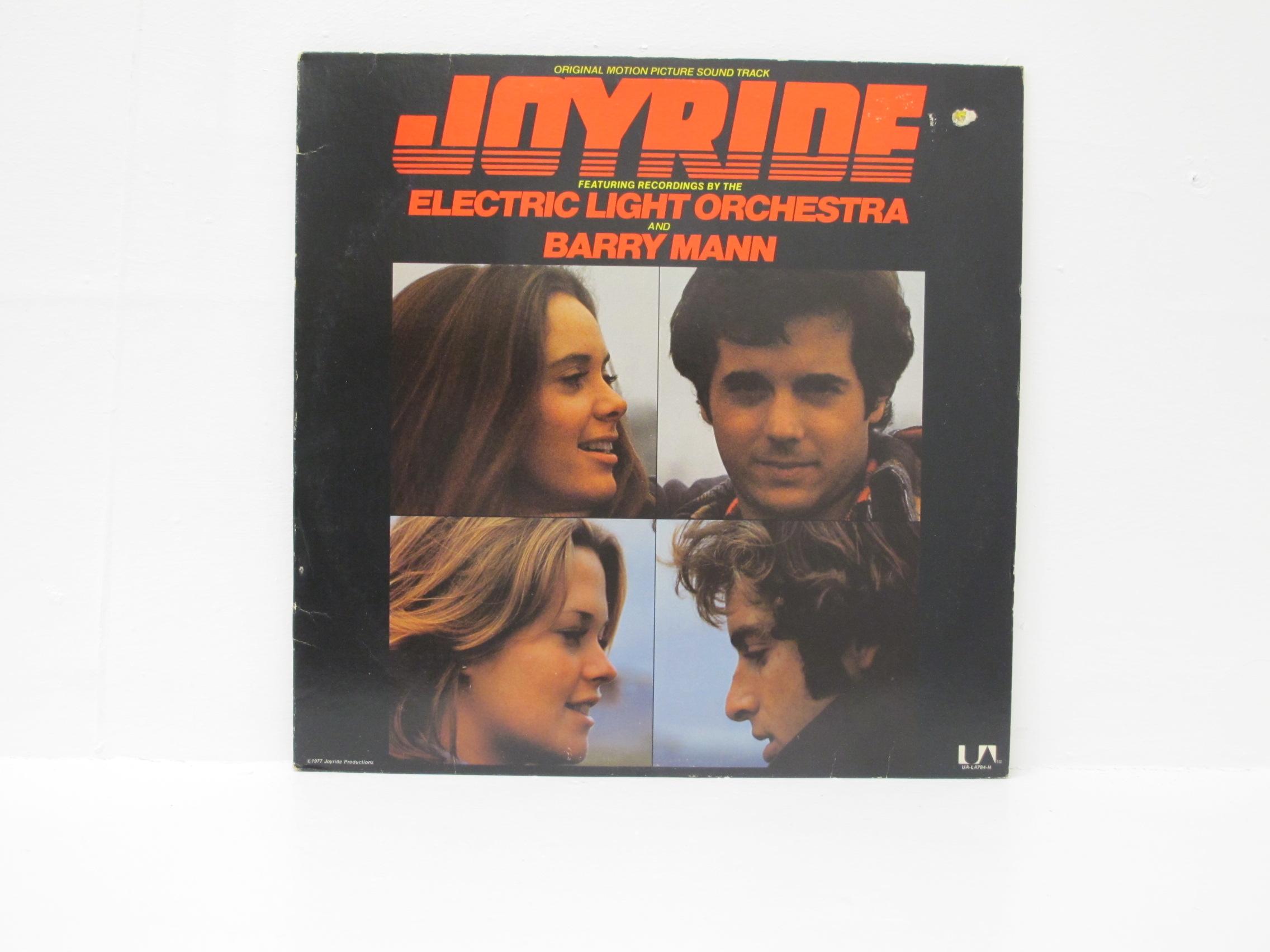 ELO/Barry Mann - JoyRide