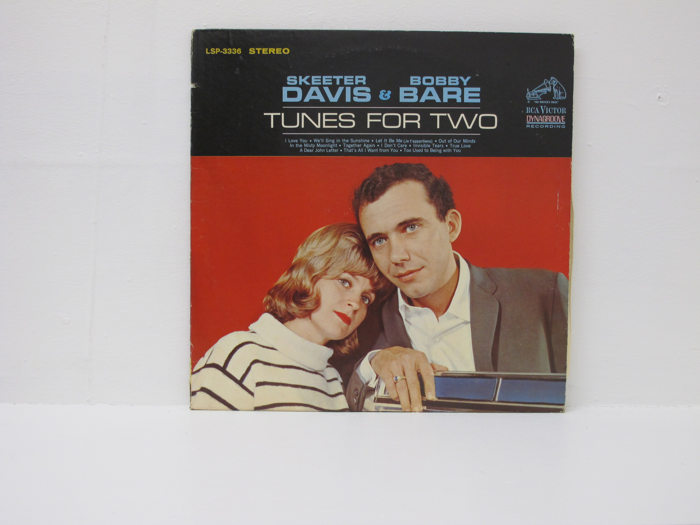 Skeeter Davis & Bobby Bare - Tunes For Two