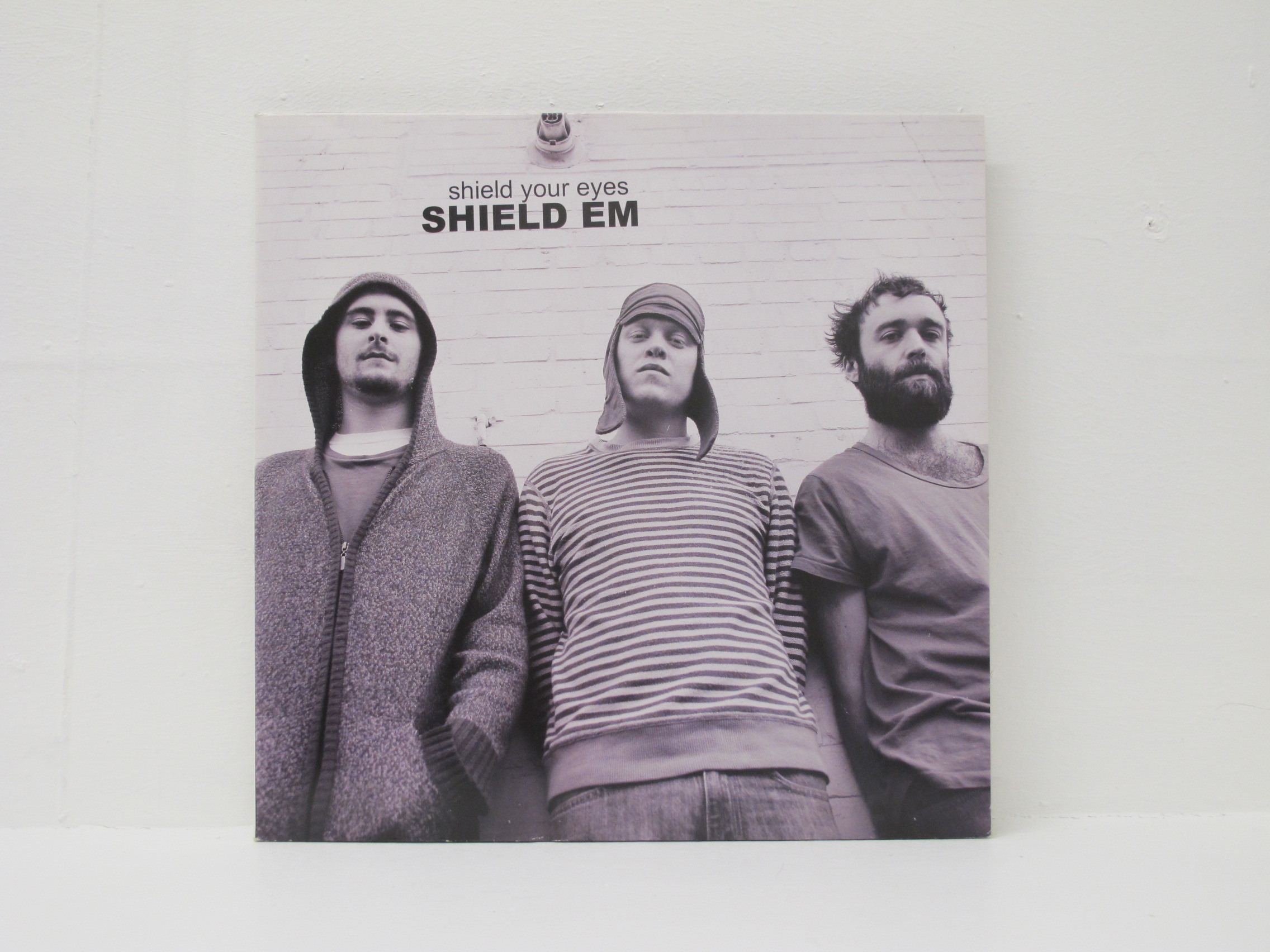 Shield Your Eyes - Shield Em
