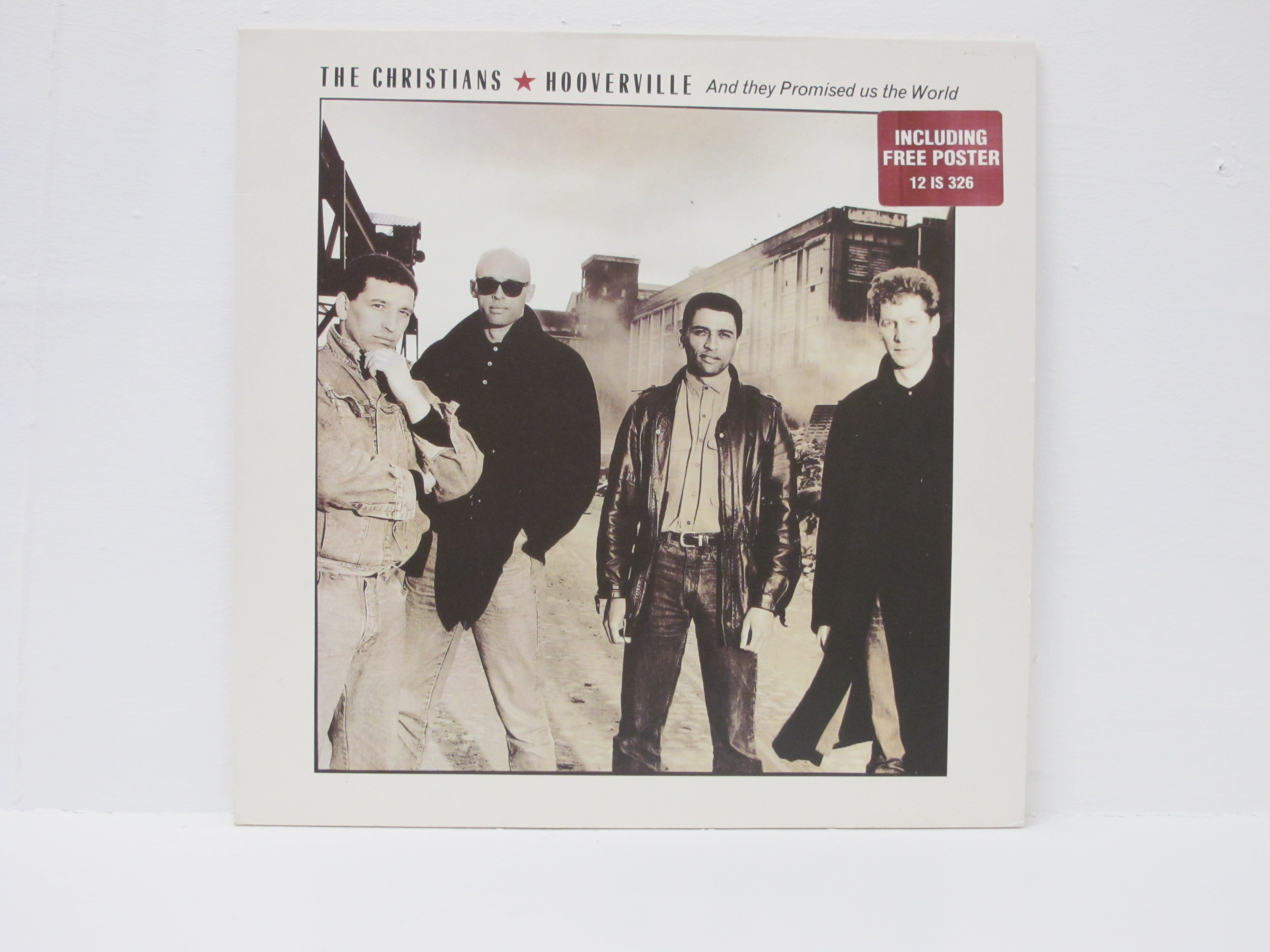The Christians - Hooverville