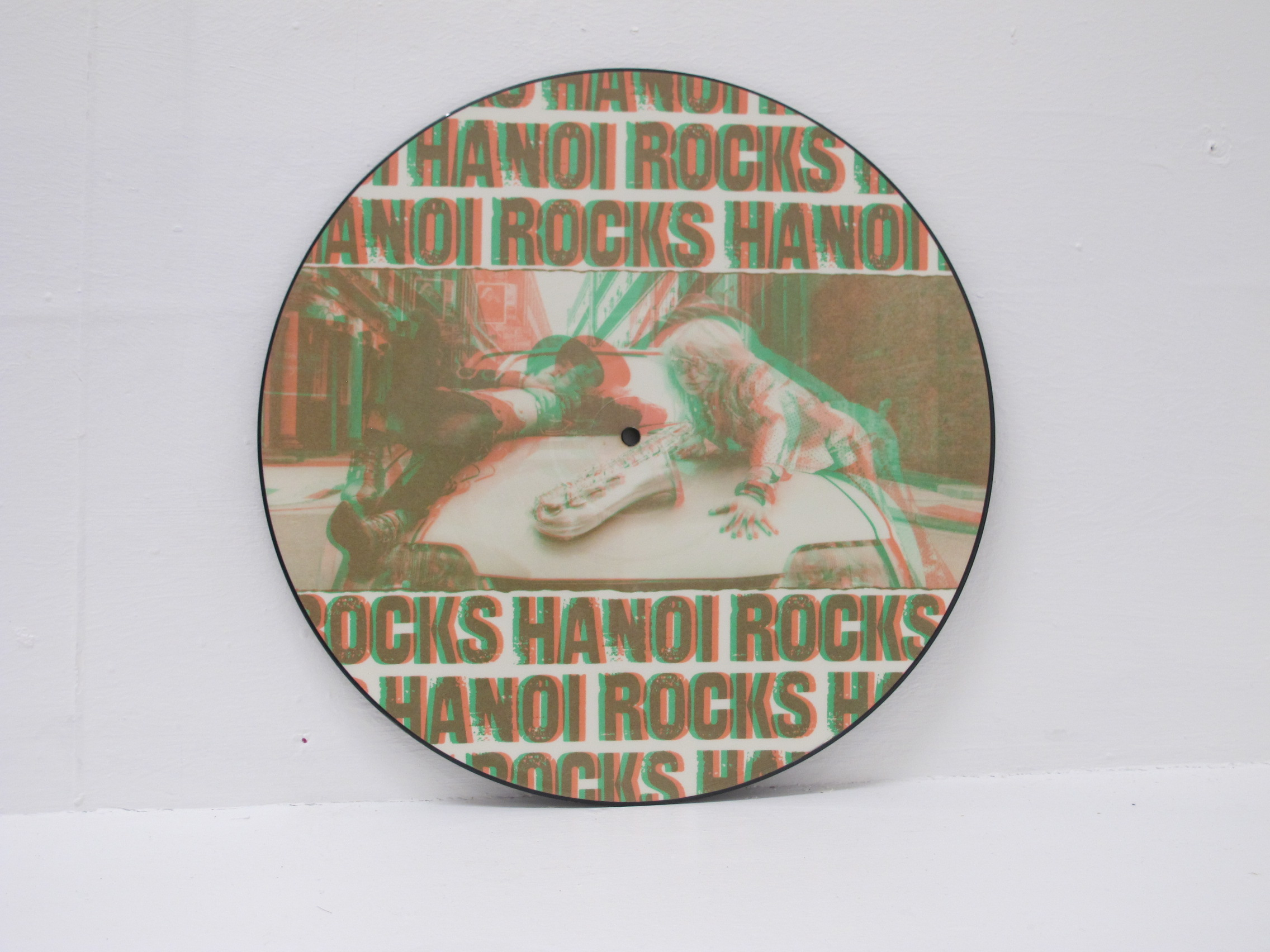 Hanoi Rocks - Don't You Ever Leave Me