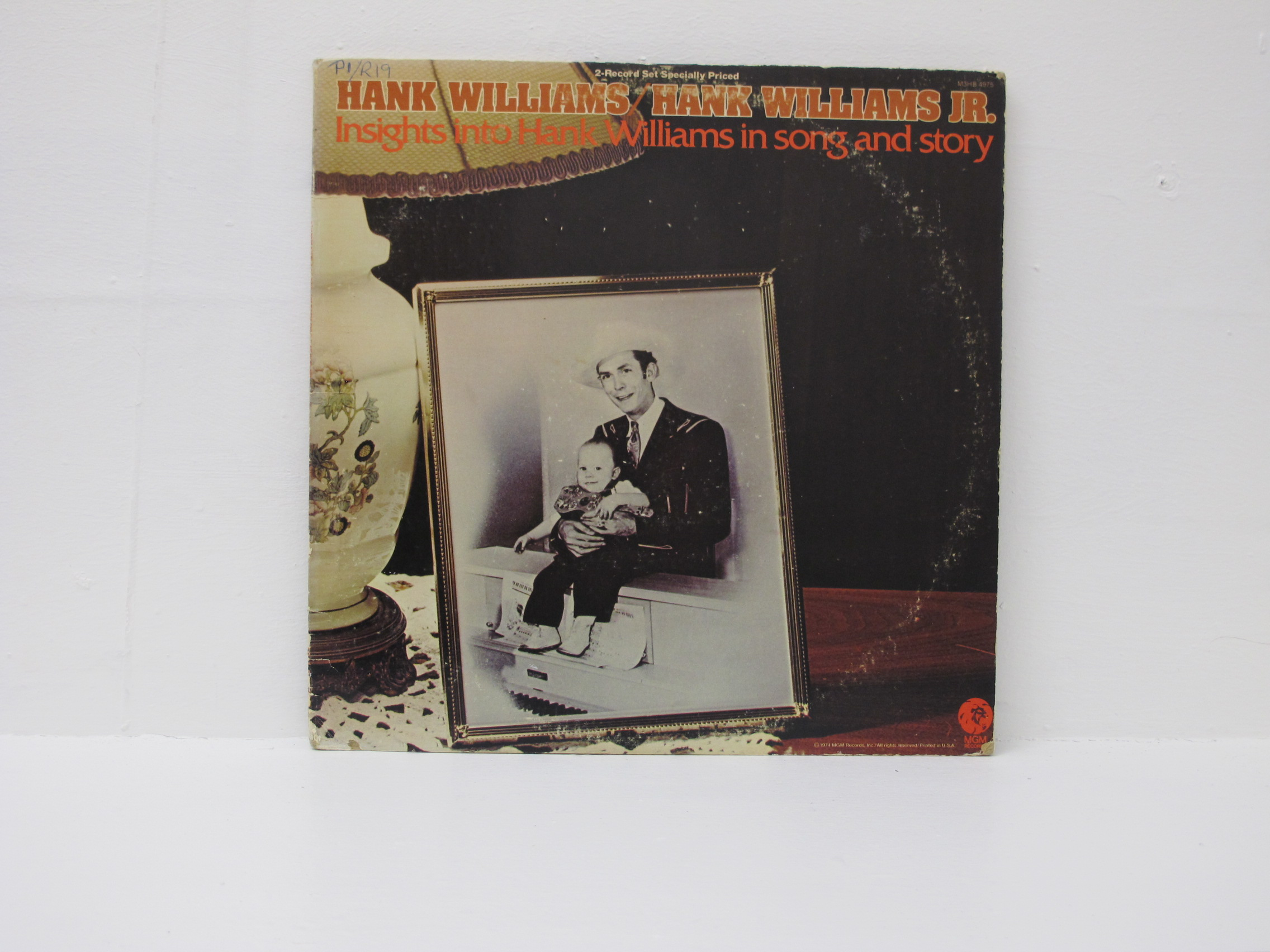 Hank Williams/Hank Williams Jr - Insights Into Hank Williams In Song And Story