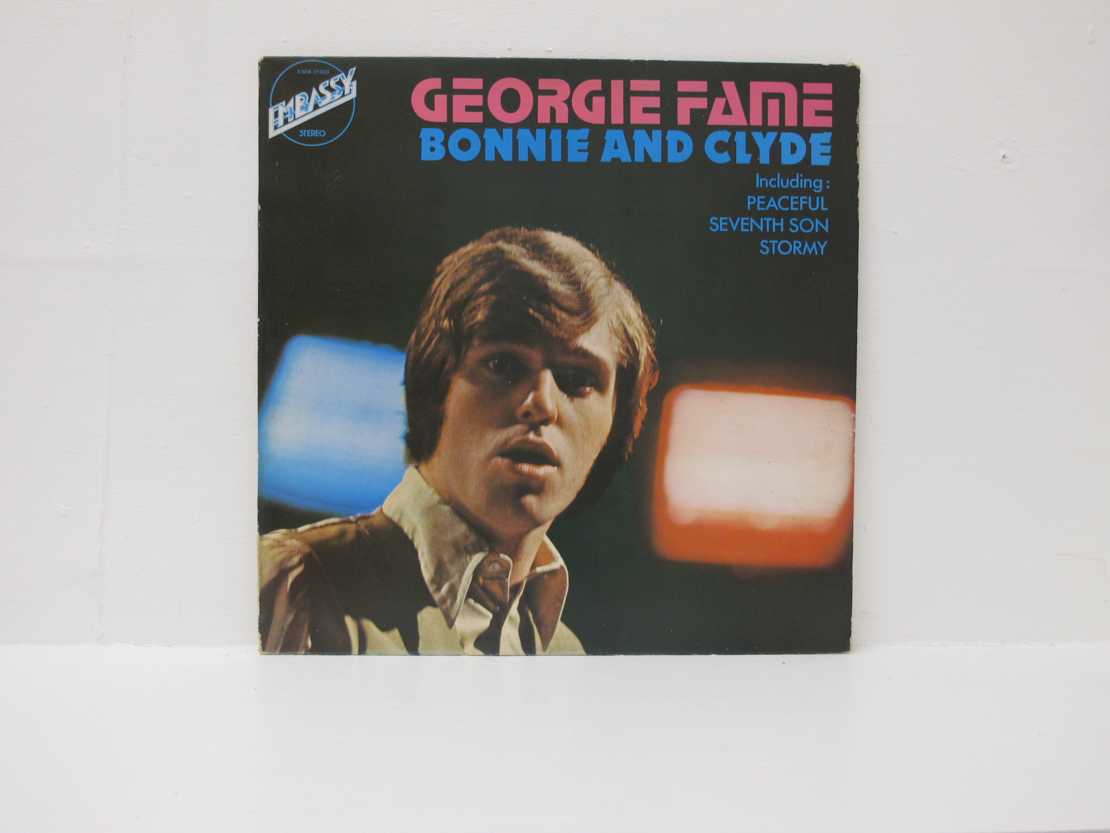 Georgie Fame  - Bonnie And Clyde