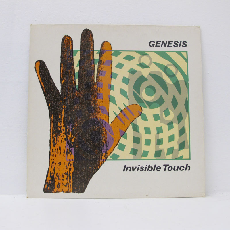 Genesis - Invisable Touch