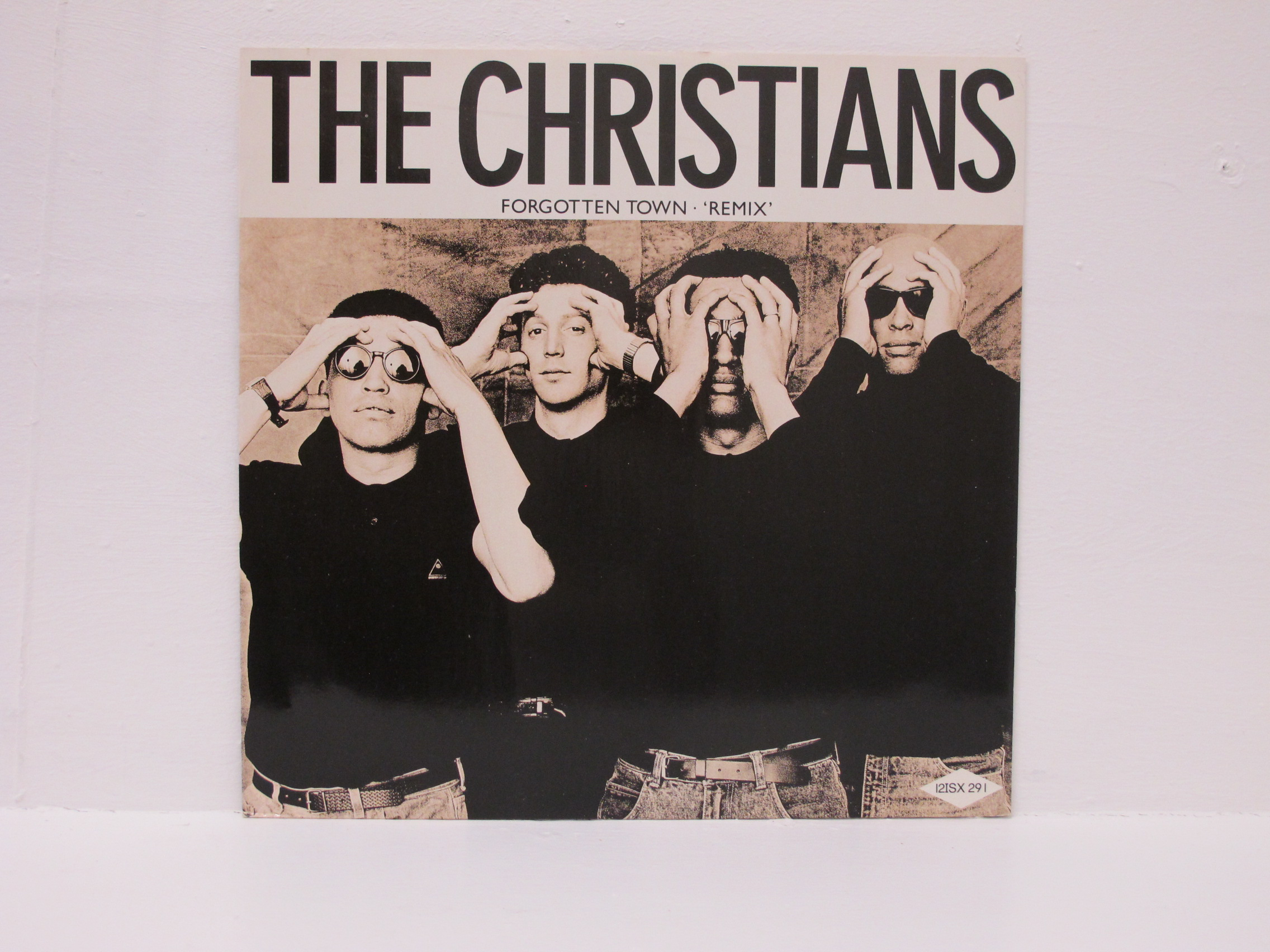 The Christians - Forgotten Town remix