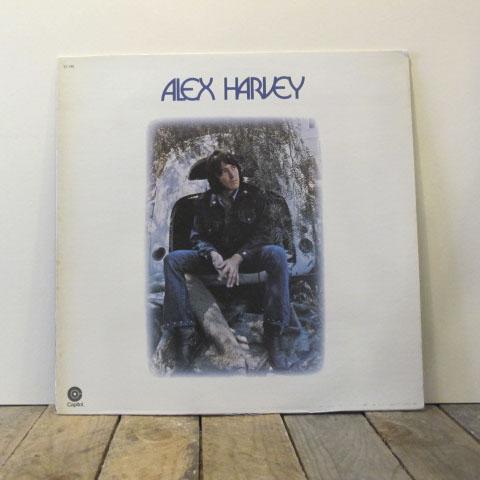 Alex Harvey - Alex Harvey