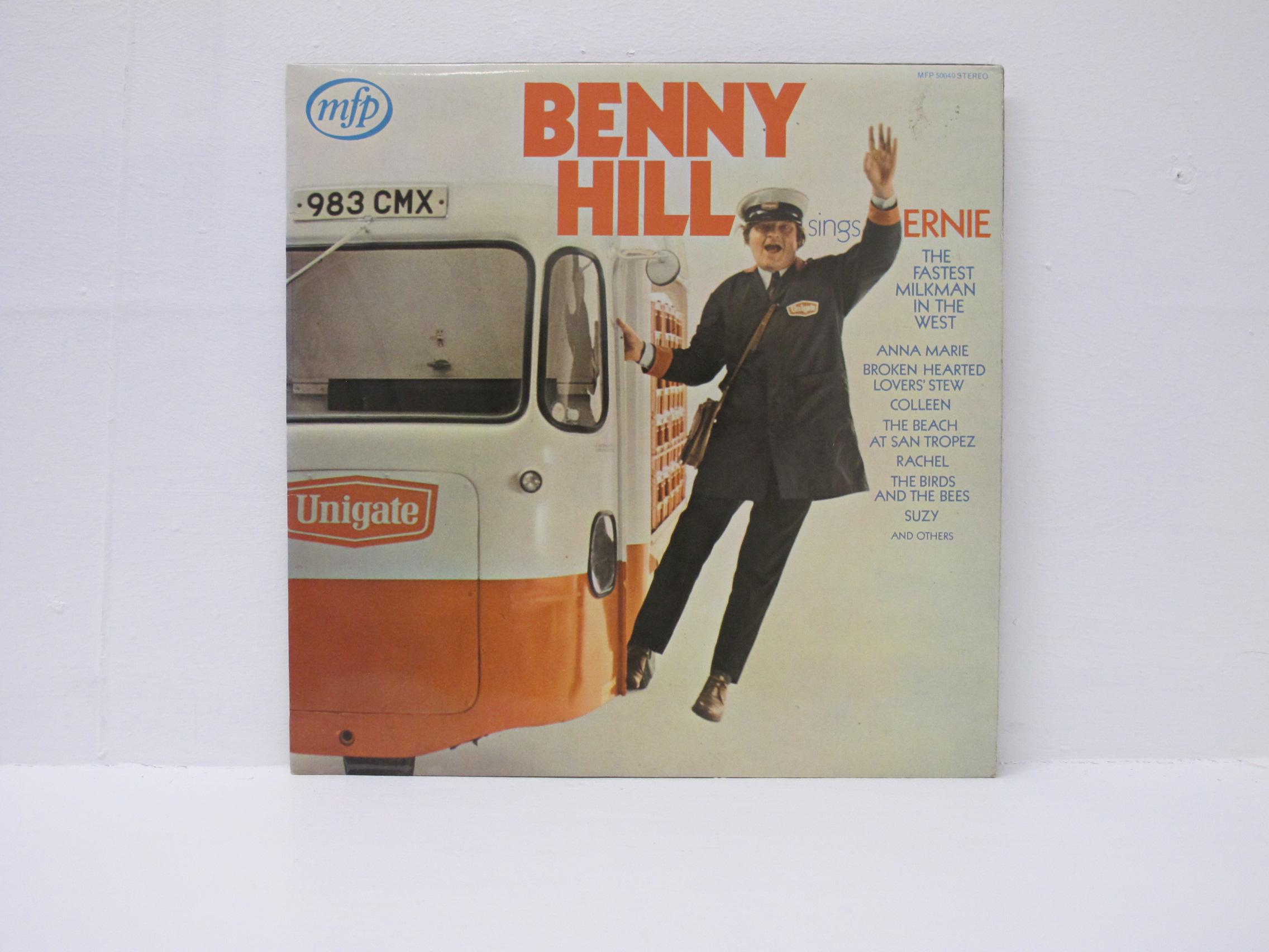 Benny Hill - Sings Ernie
