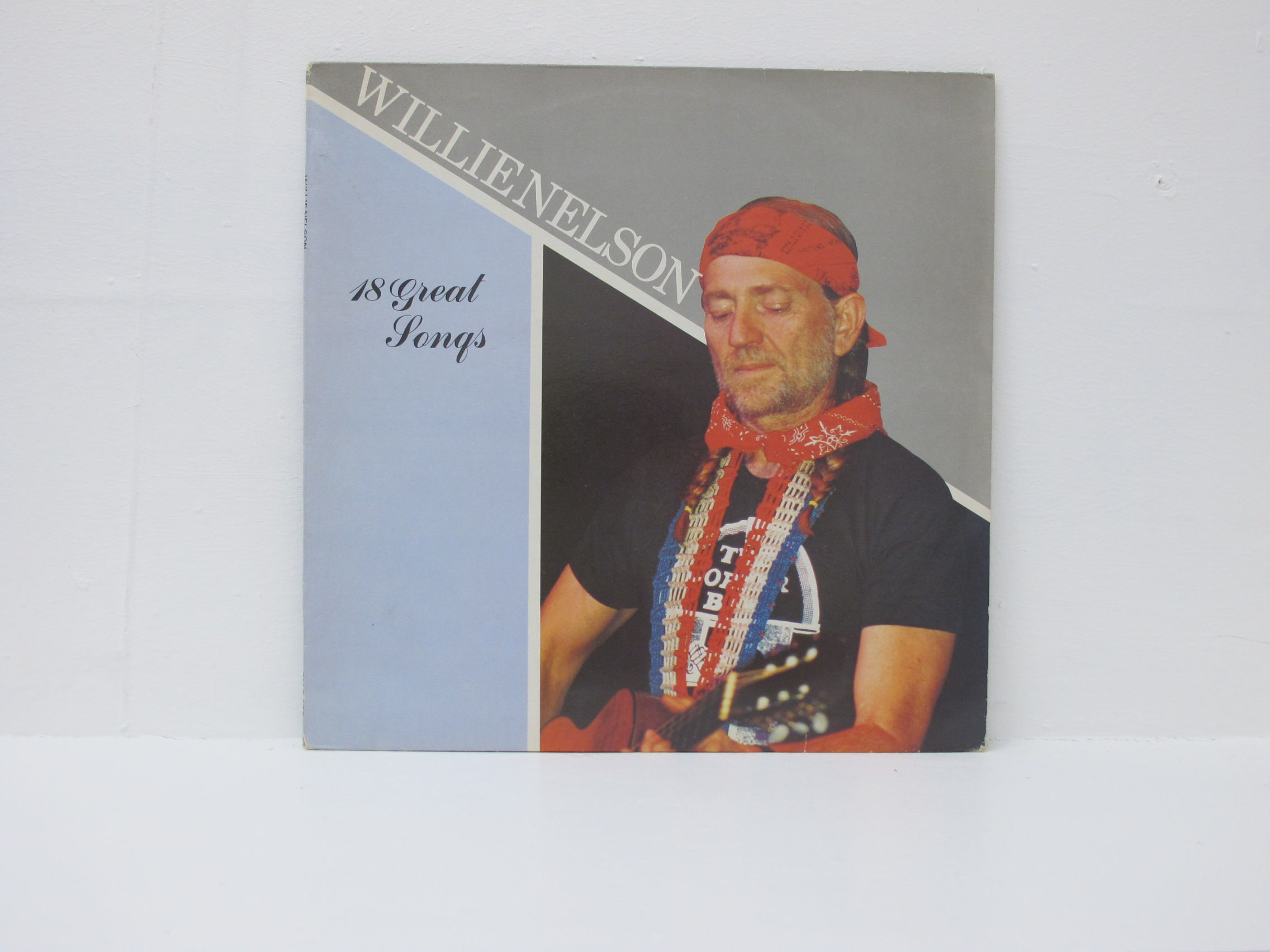 Willie Nelson - 18 Great Songs