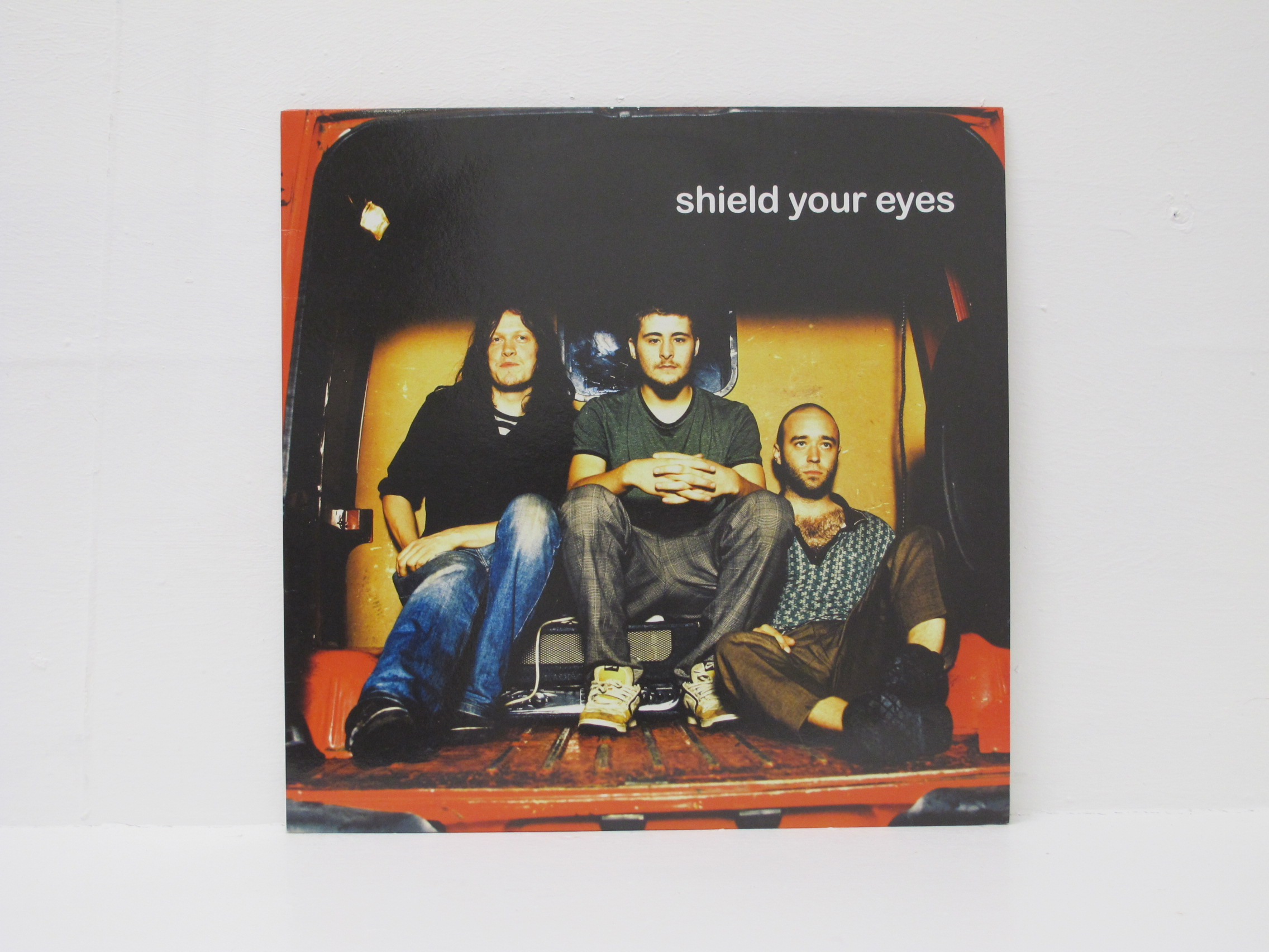 Shield Your Eyes - Shield Your Eyes