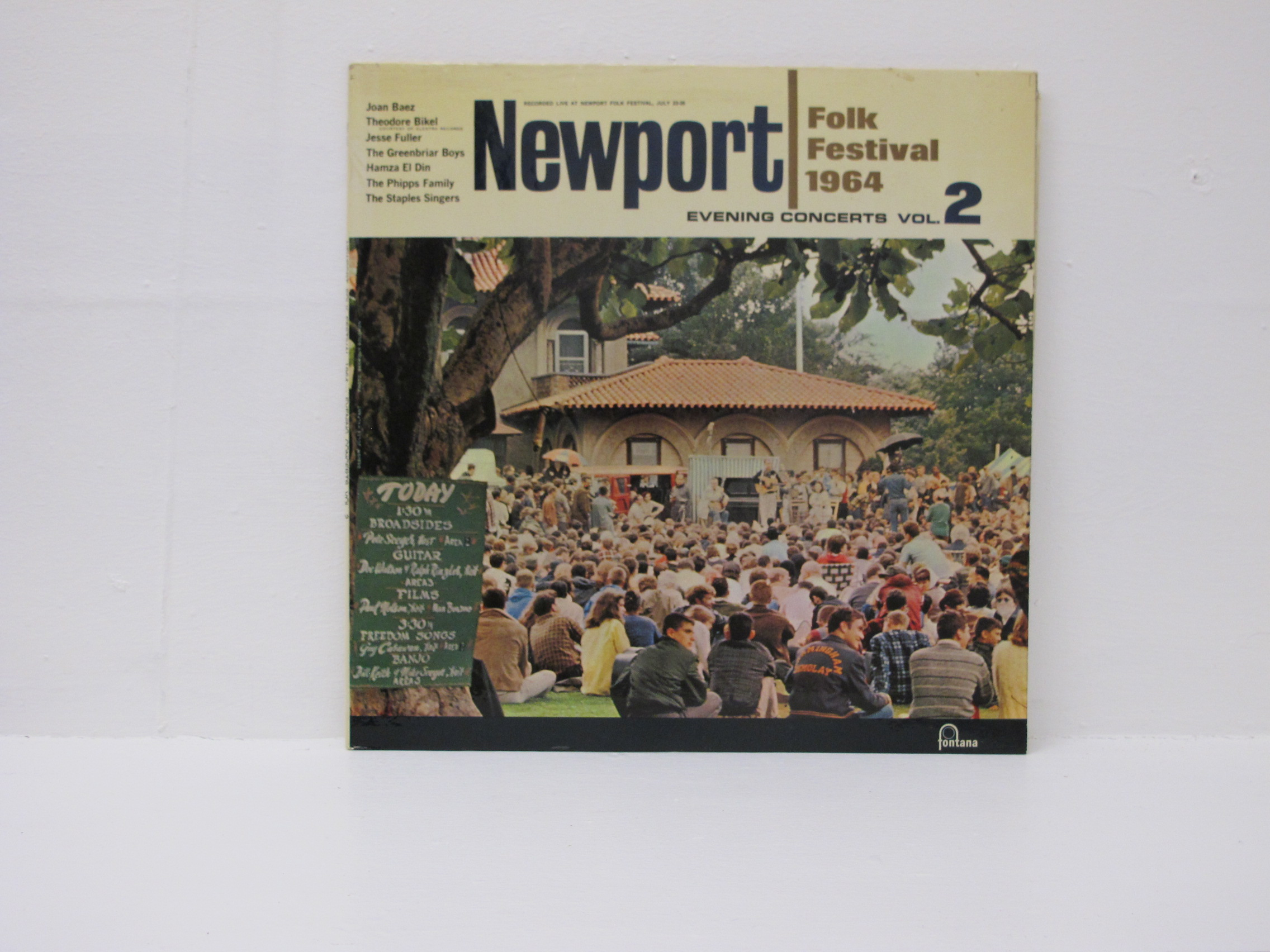 The Newport Folk Festival 1964 - Vol 2