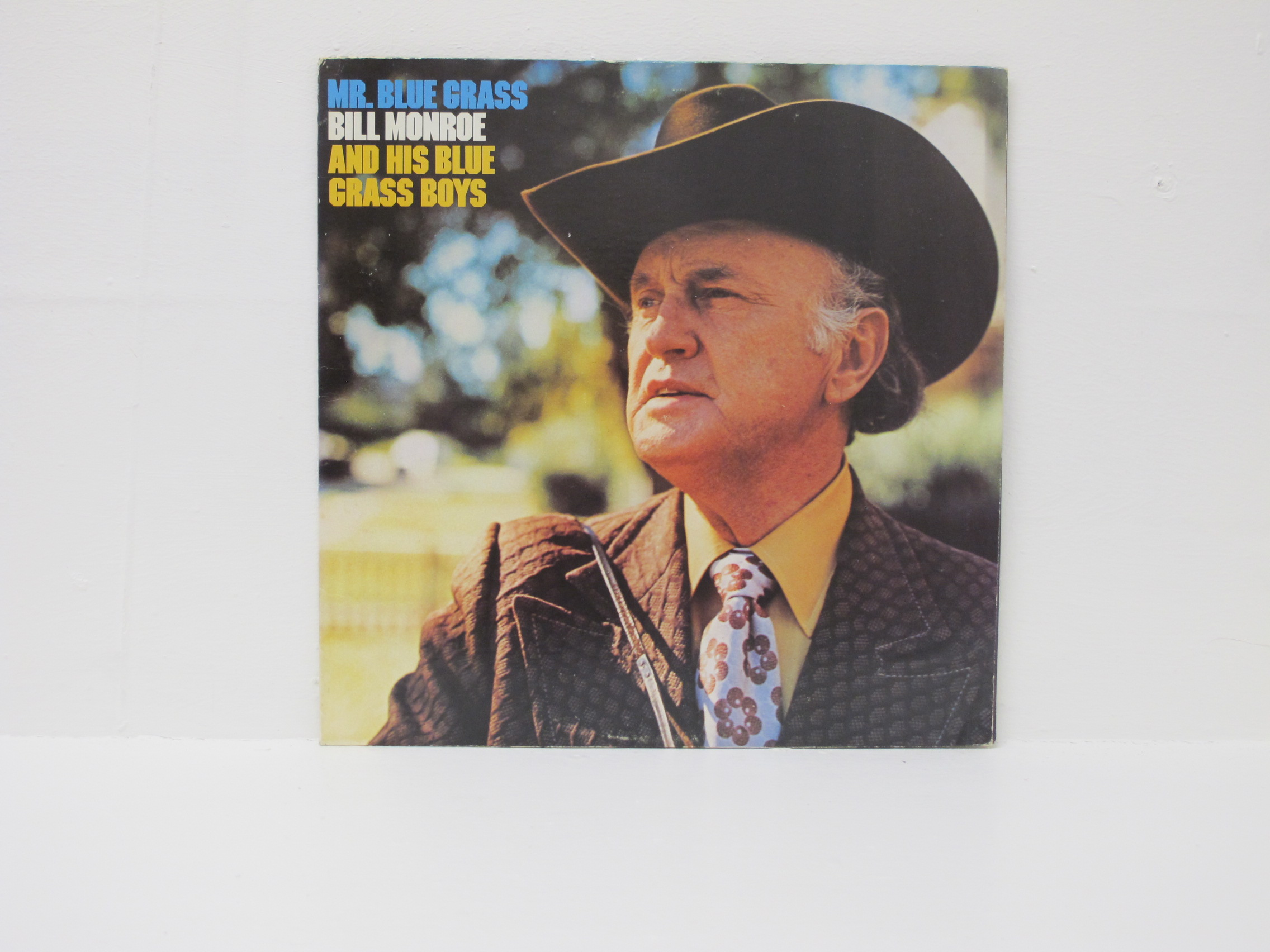 Bill Monroe And His Blue Grass Boys - Mr Blue Grass