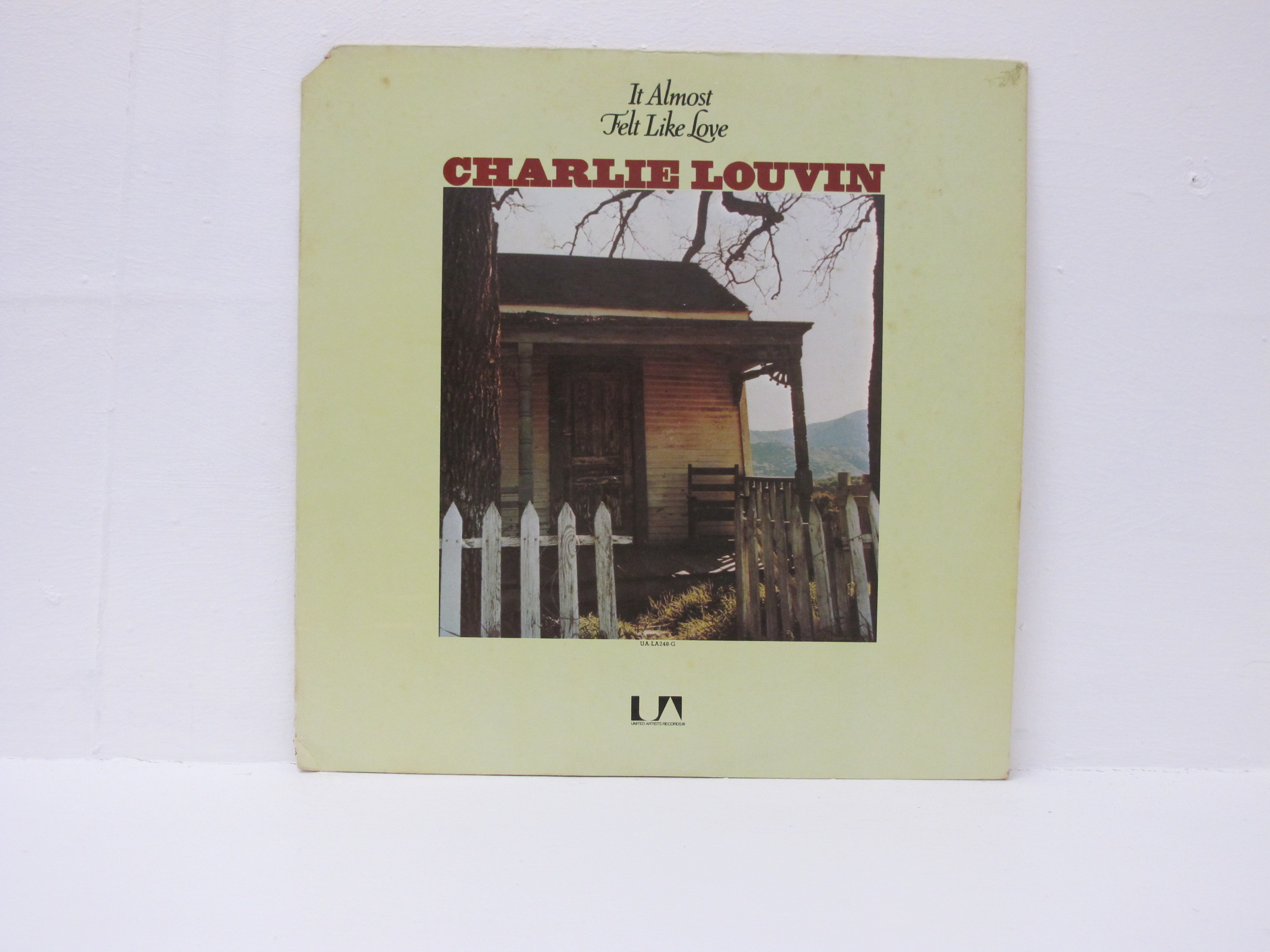 Charlie Louvin - It Almost Felt Like Love