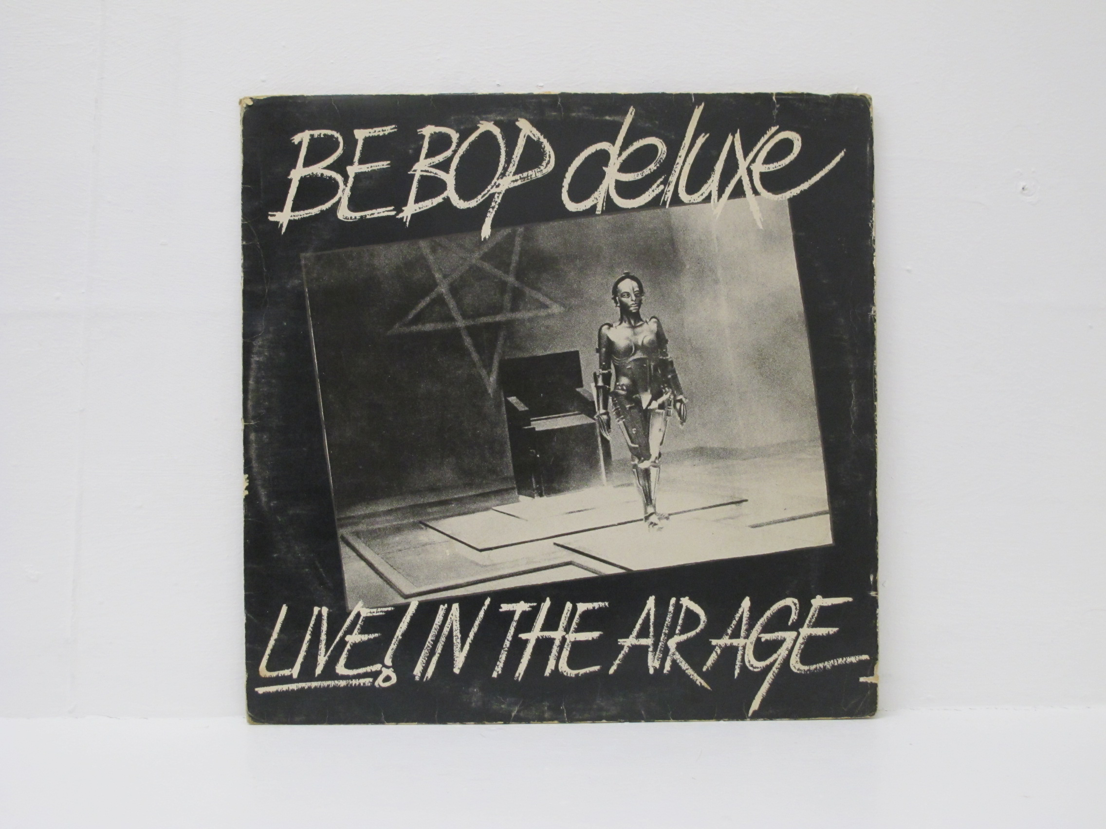 Bebop Deluxe - Live In The Air Age
