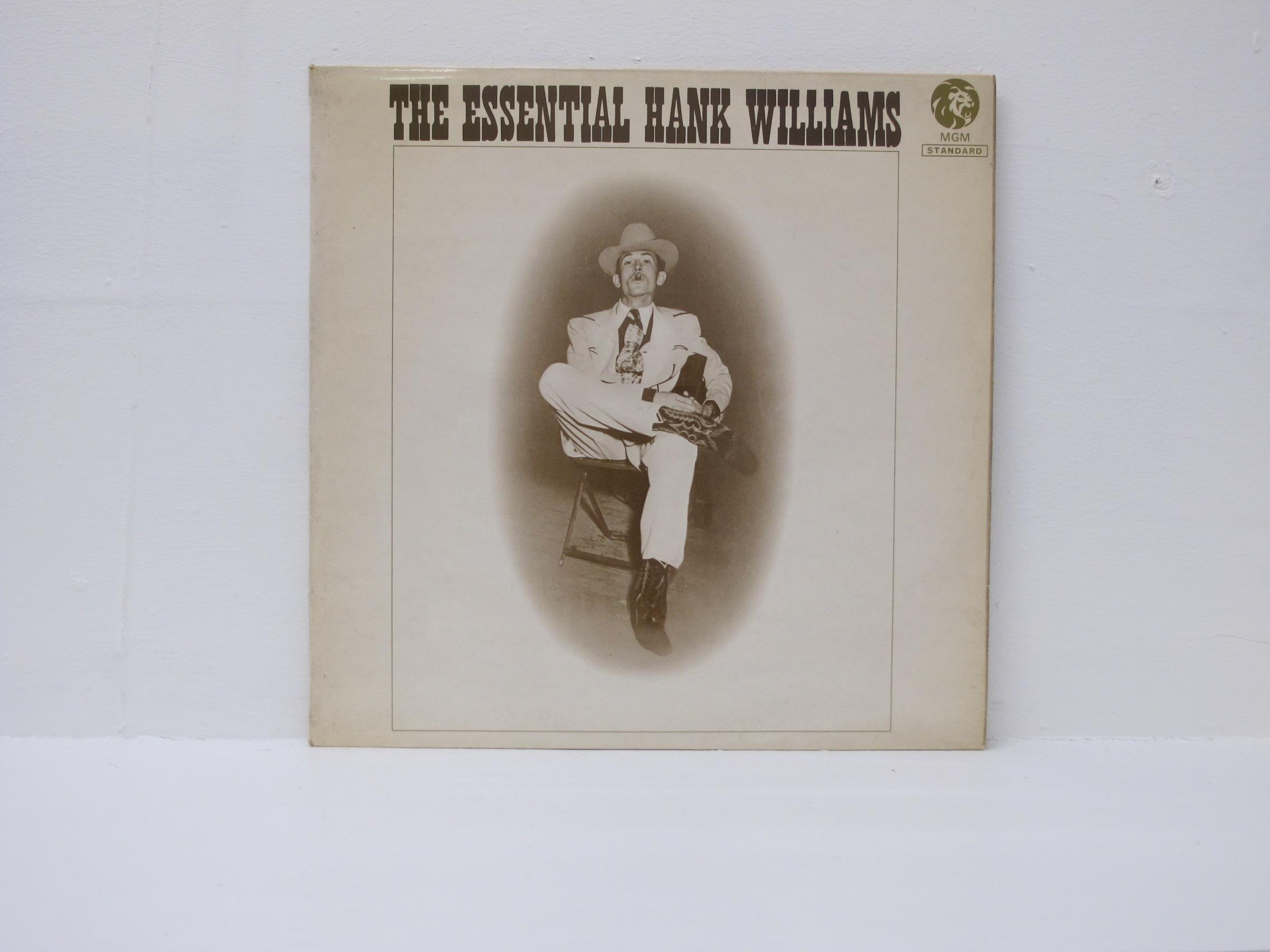 Hank Williams - The Essential