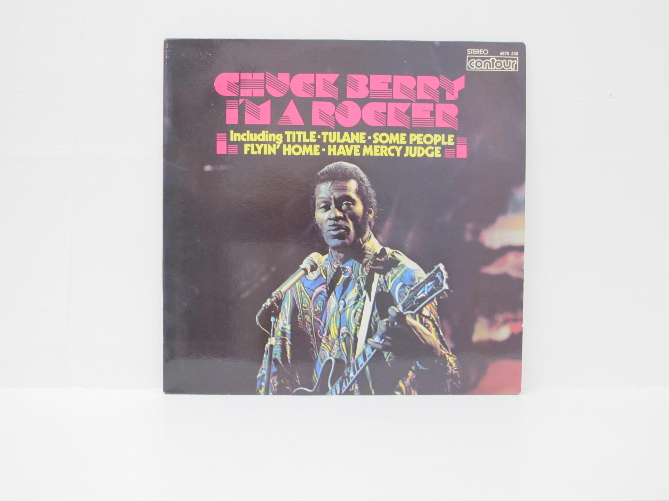 Chuck Berry - I'm A Rocker