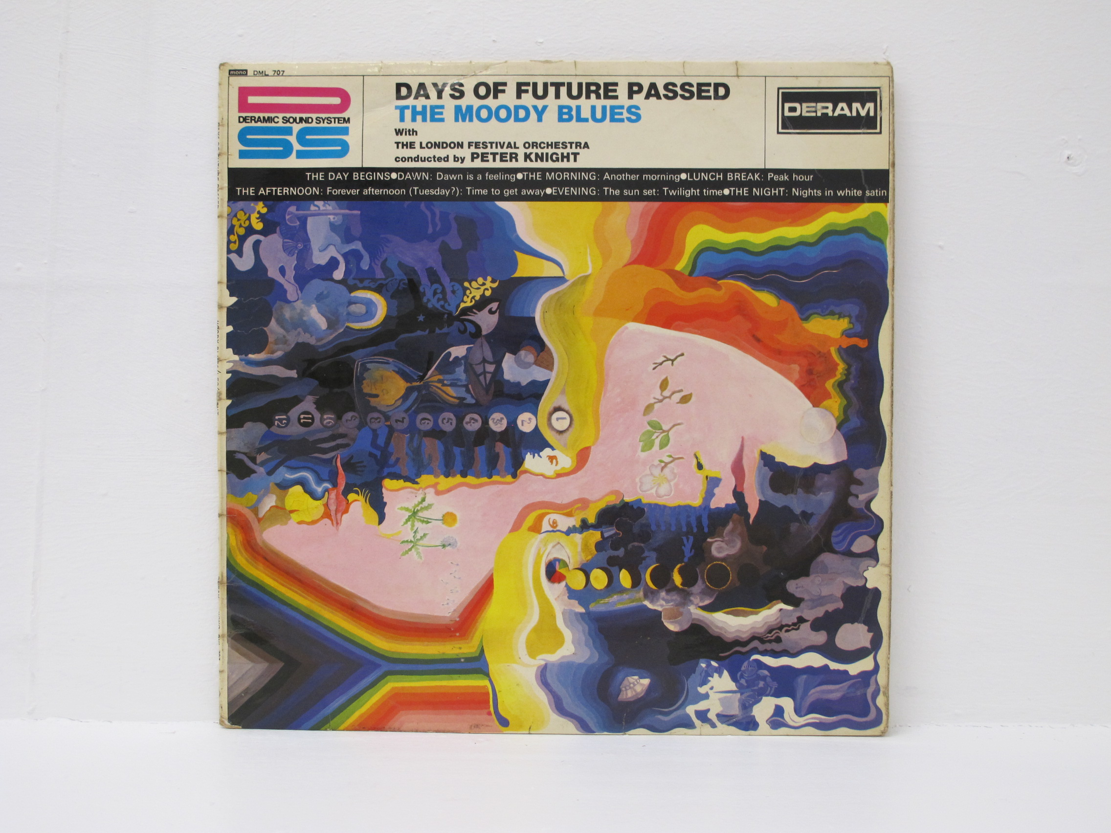 The Moody Blues - Days of Future Passed, The moody blues