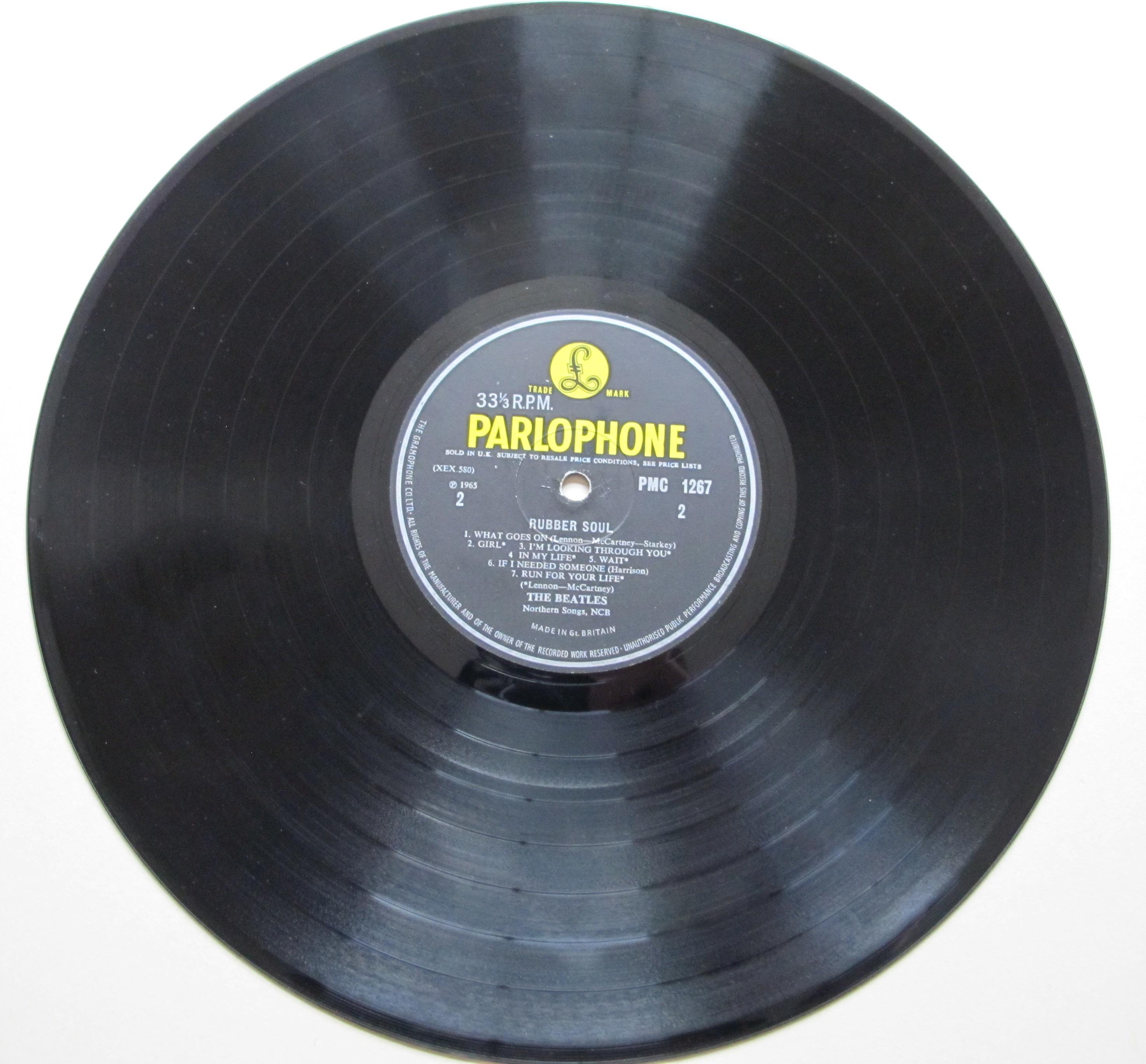 The Beatles - Rubber Soul