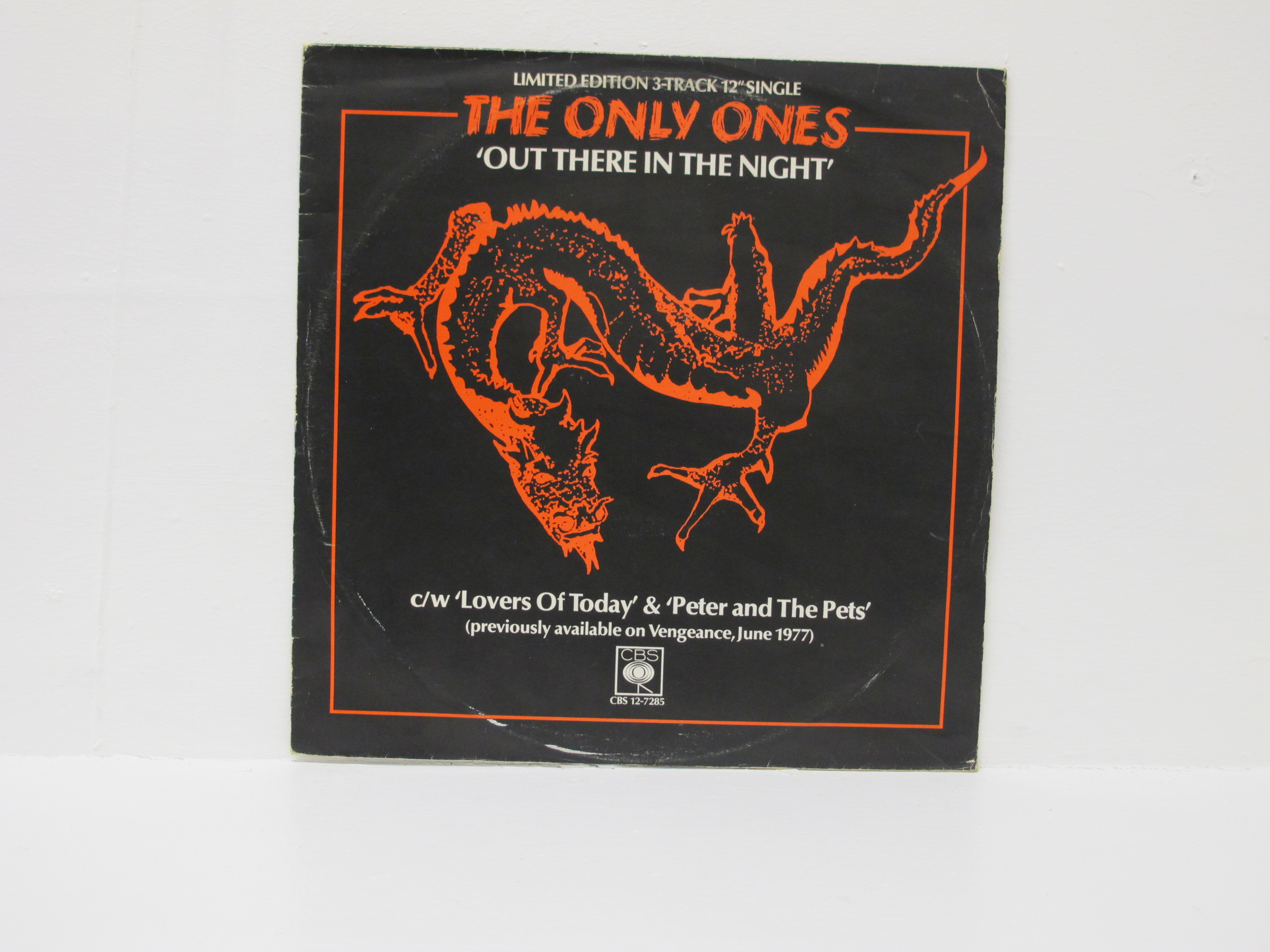 The Only Ones - Out There In The Night