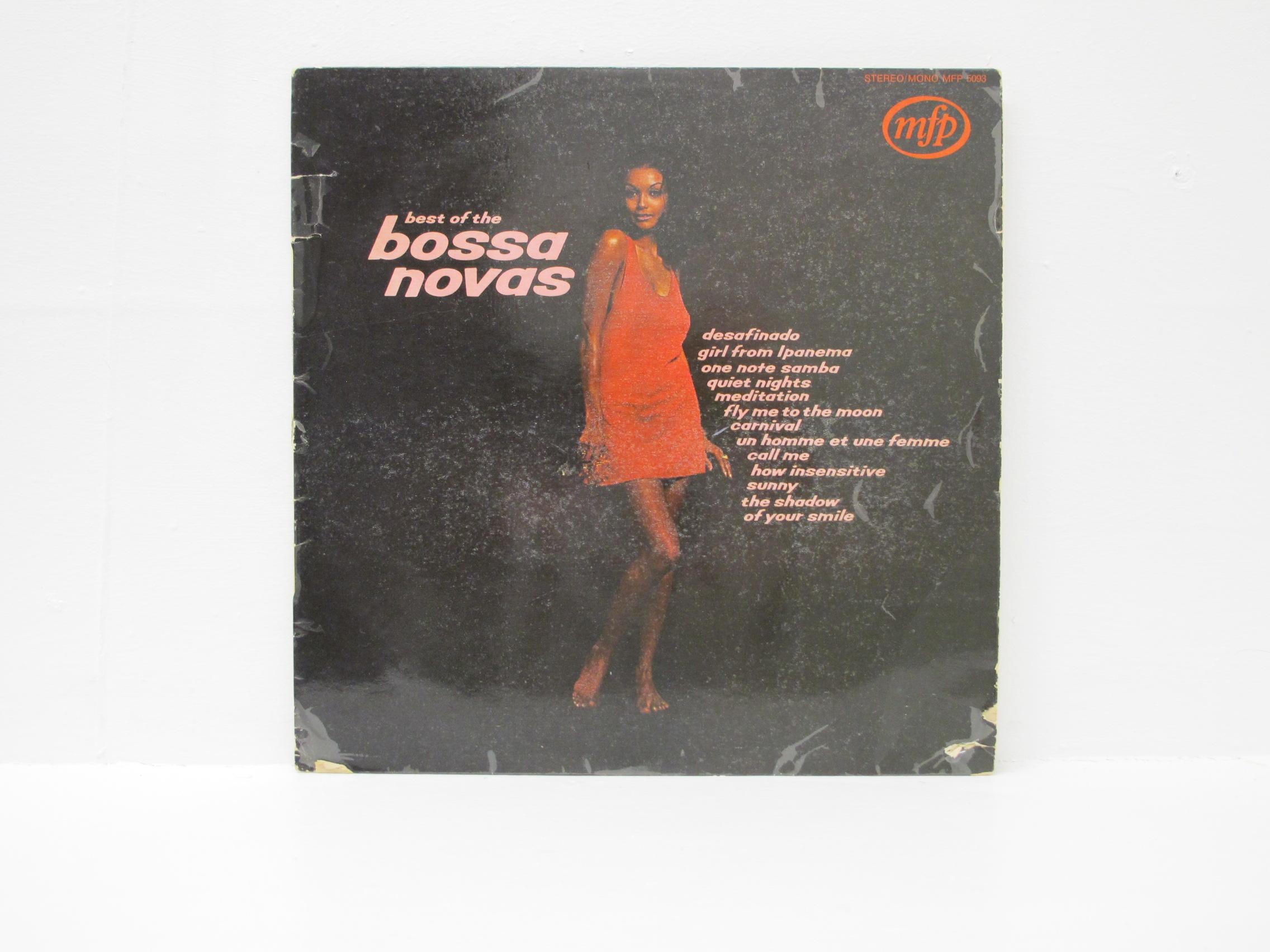Various Artists - Best of The Bossa Novas