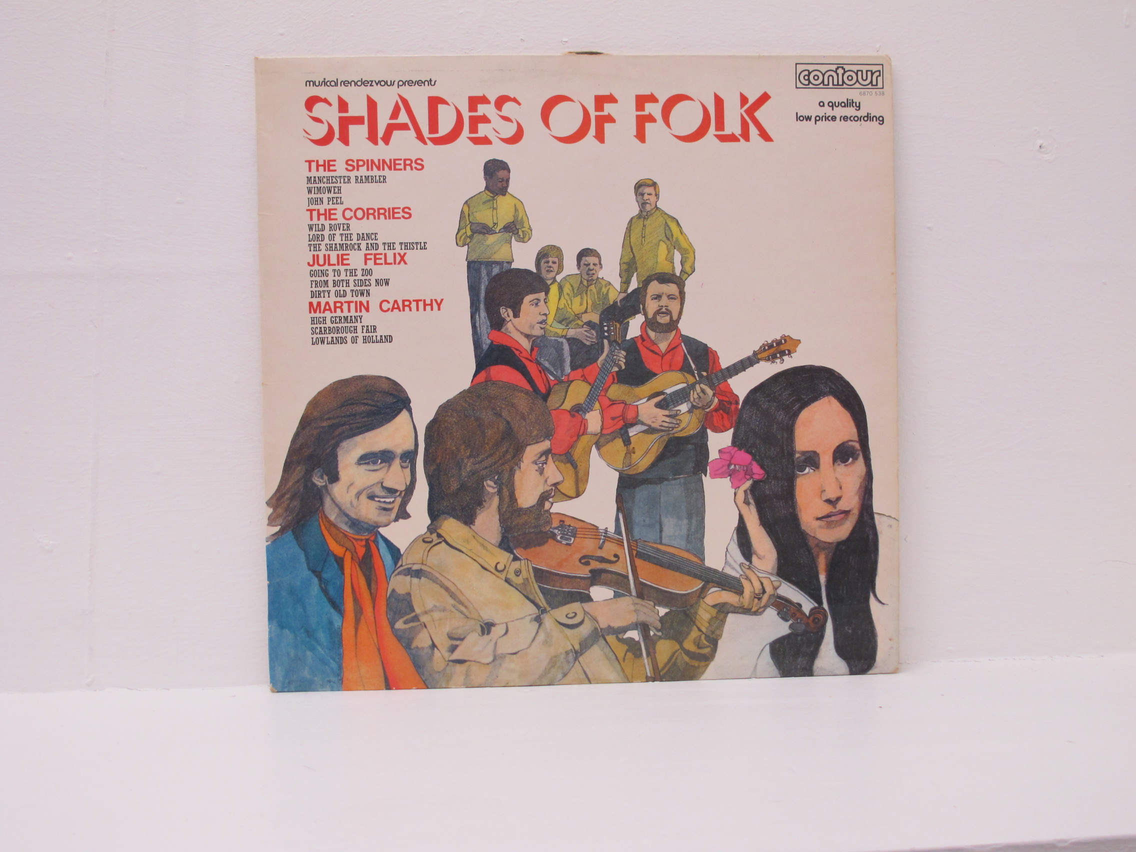 Various Artists - Shades Of Folk