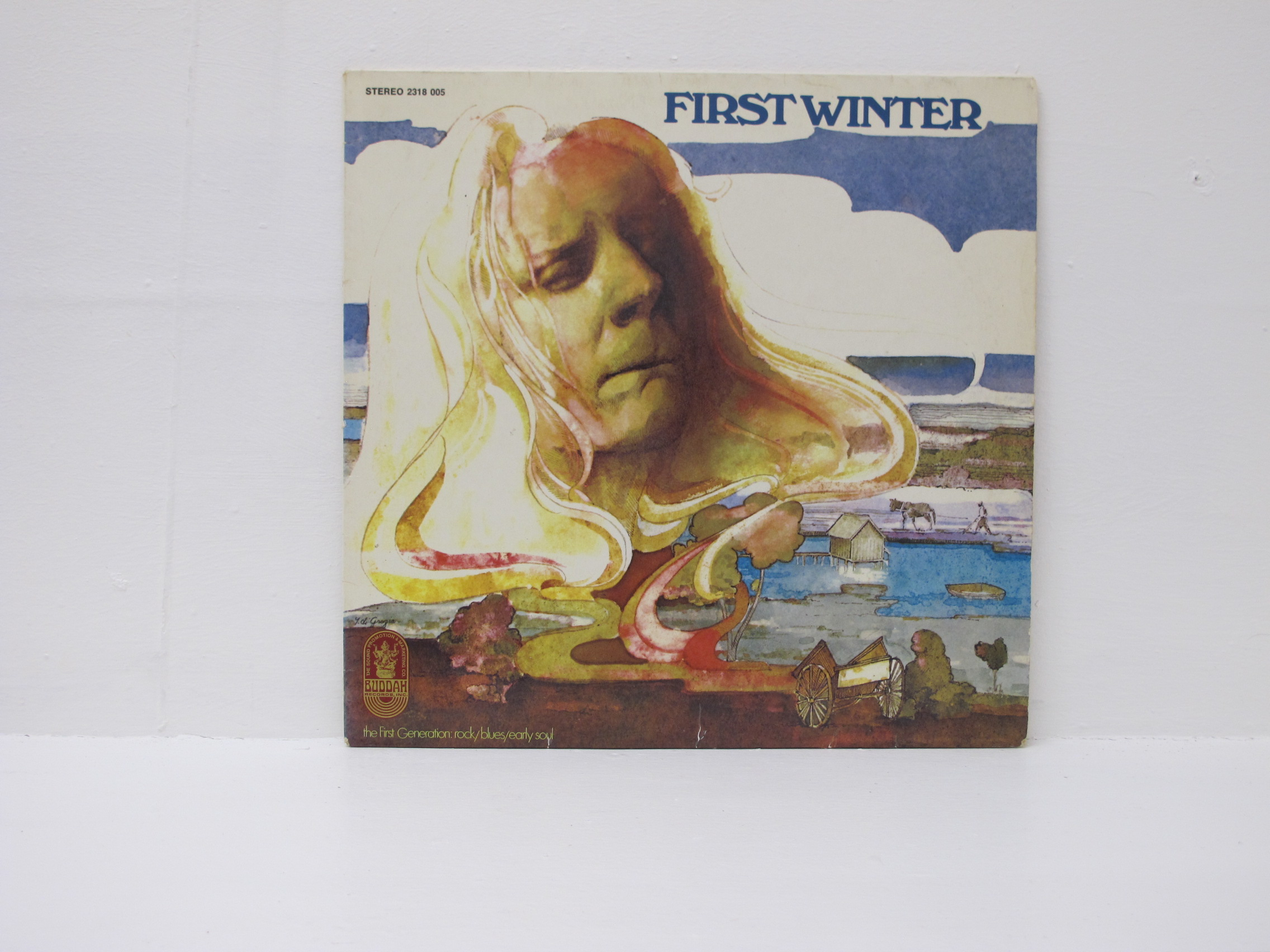 Johnny Winter - First Winter