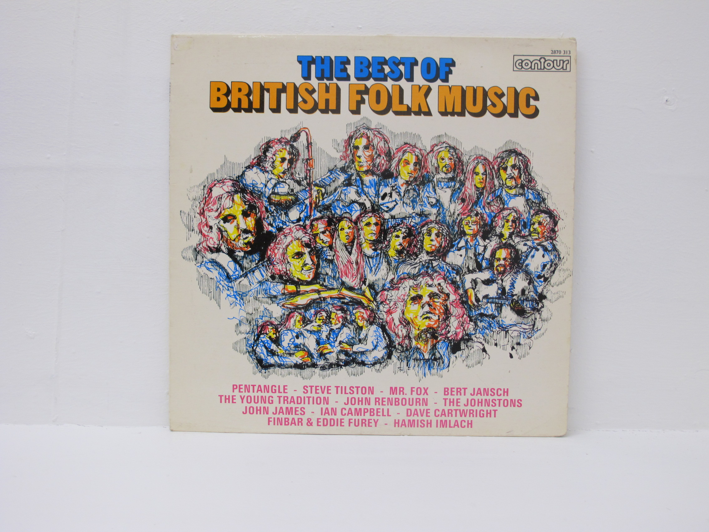 Various Artists - The Best Of British Folk Music