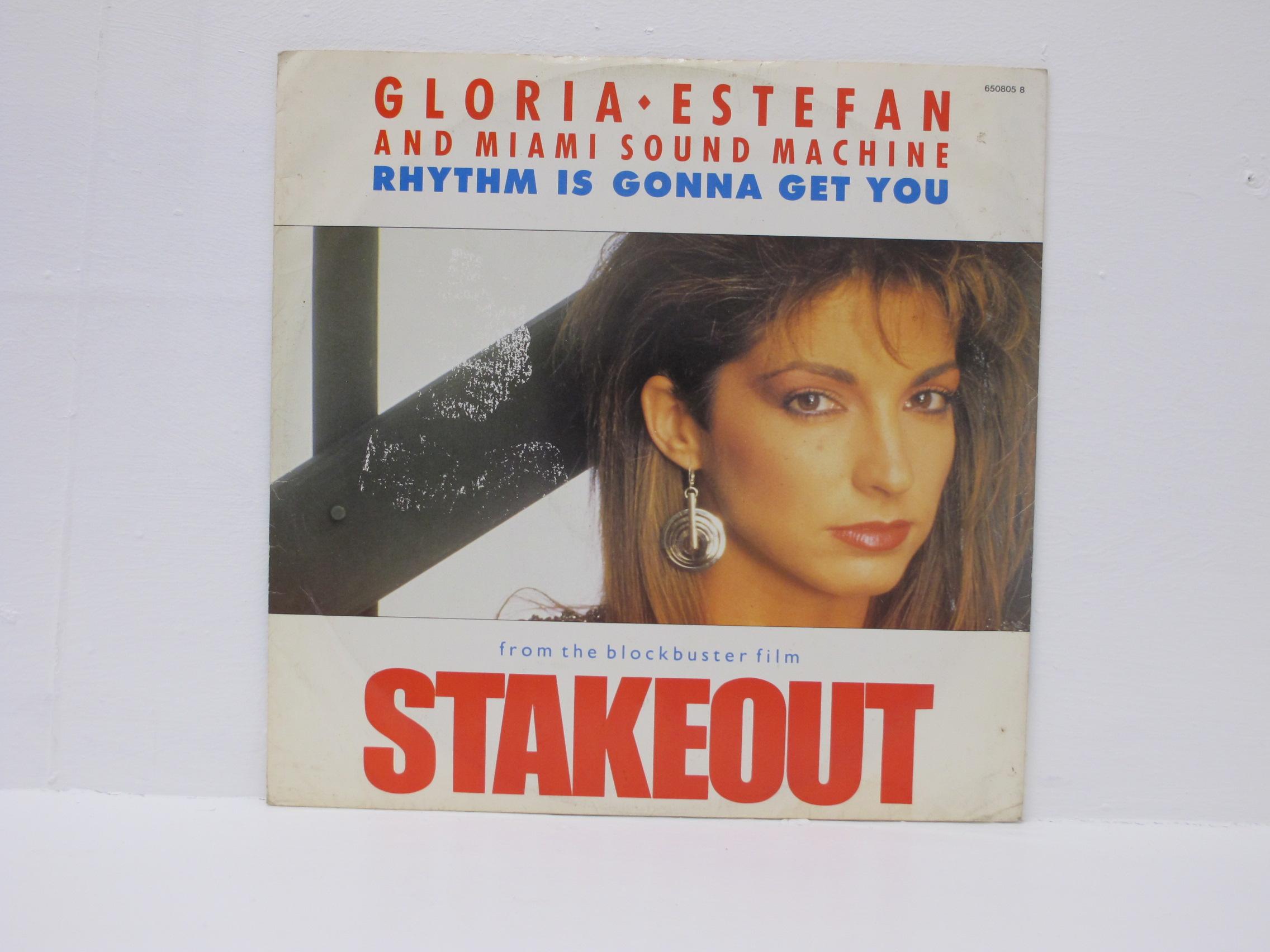 Gloria Estefan - Rythym Is Gonna Get You