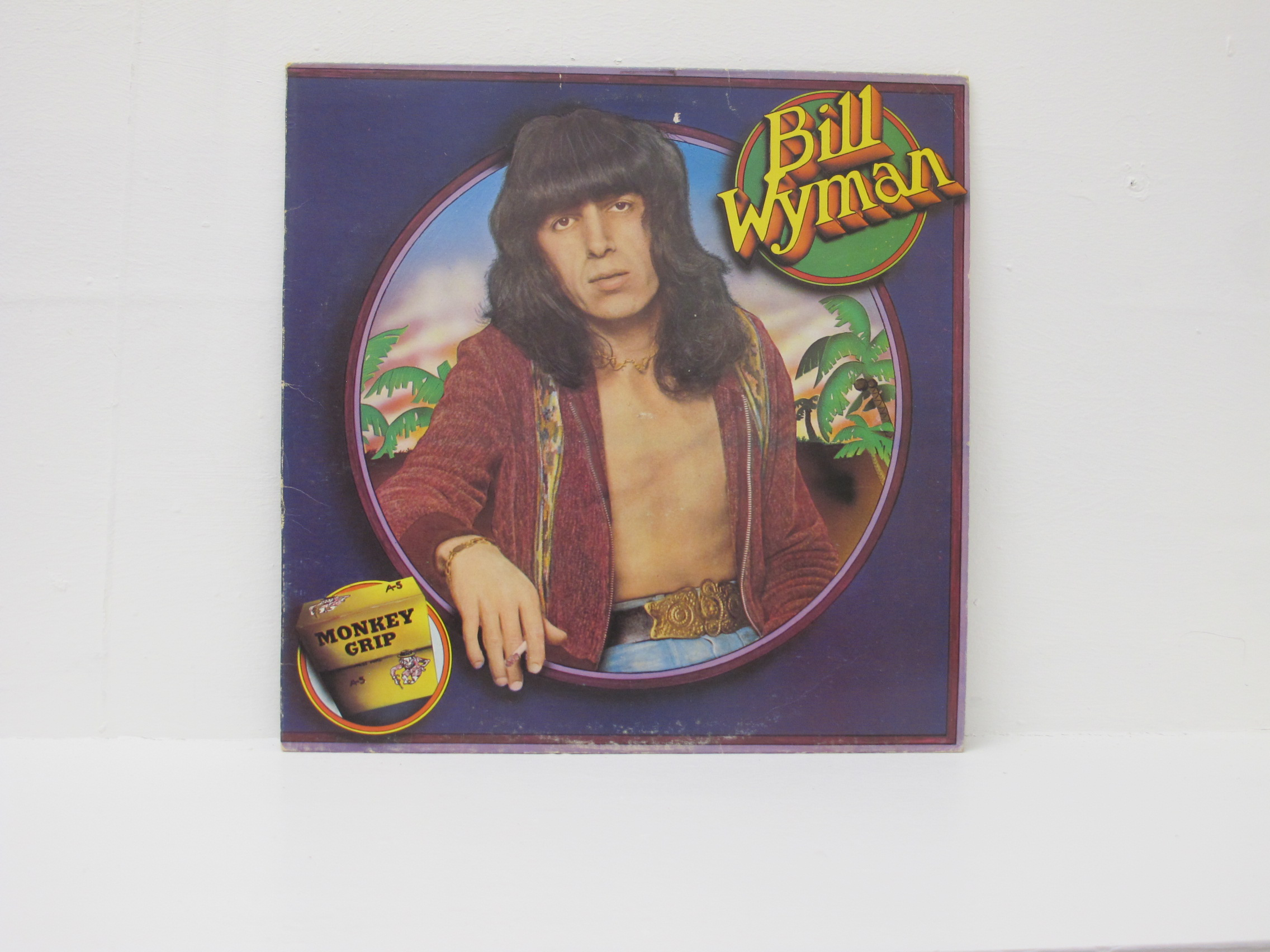 Bill Wyman - Monkey Grip