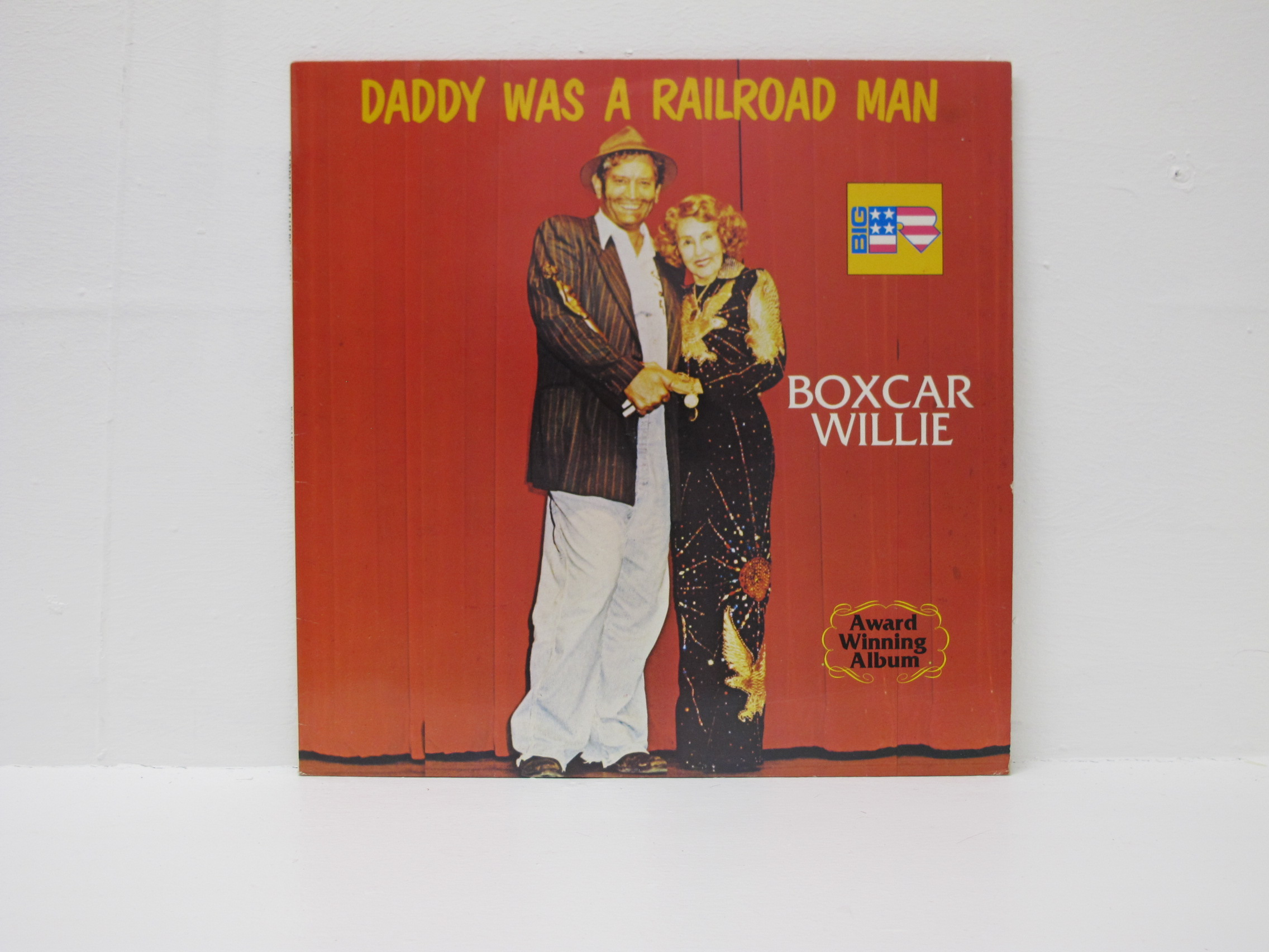 Boxcar Willie - Daddy Was A Railroad Man