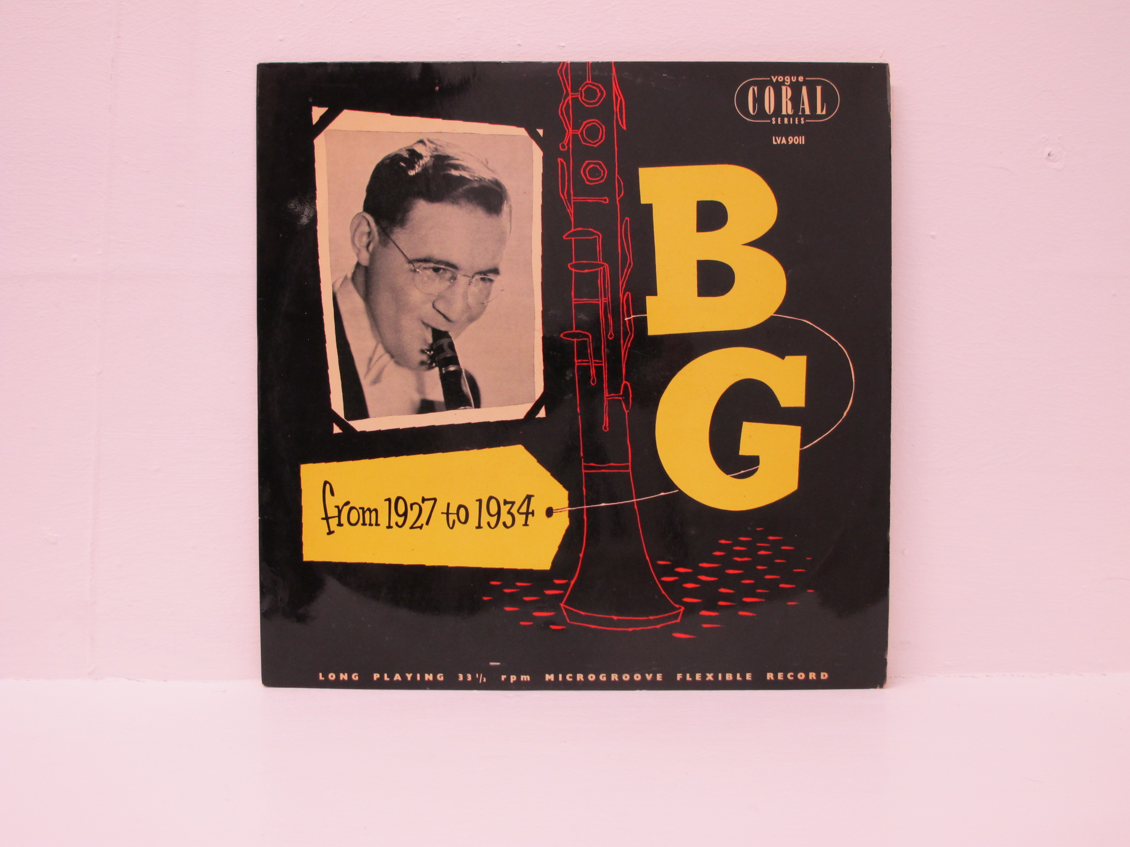 Benny Goodman - From 1927 to 1934