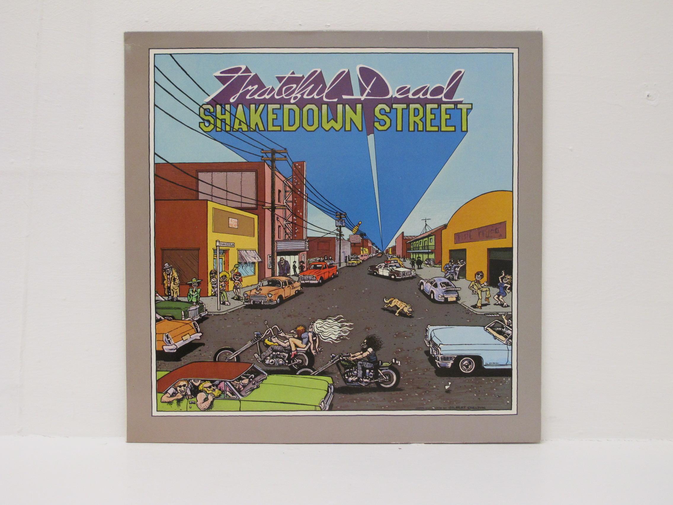 The Gratefull Dead - Shakedown Street