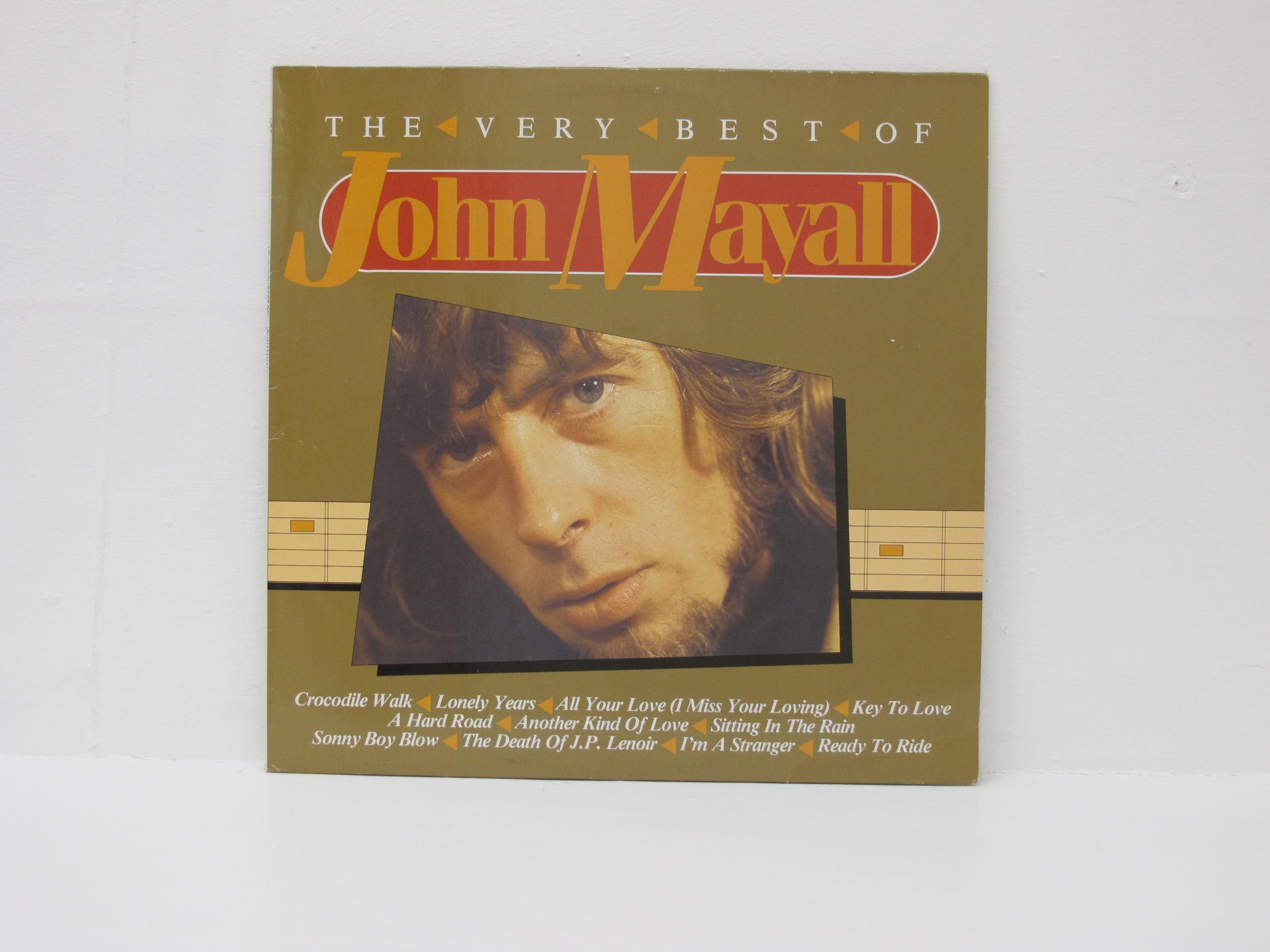 John Mayal  - The Very Best of John Mayal