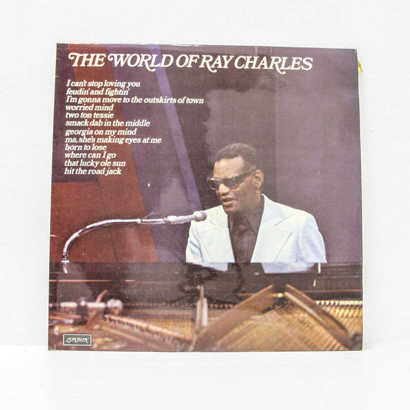 Ray Charles - The World Of