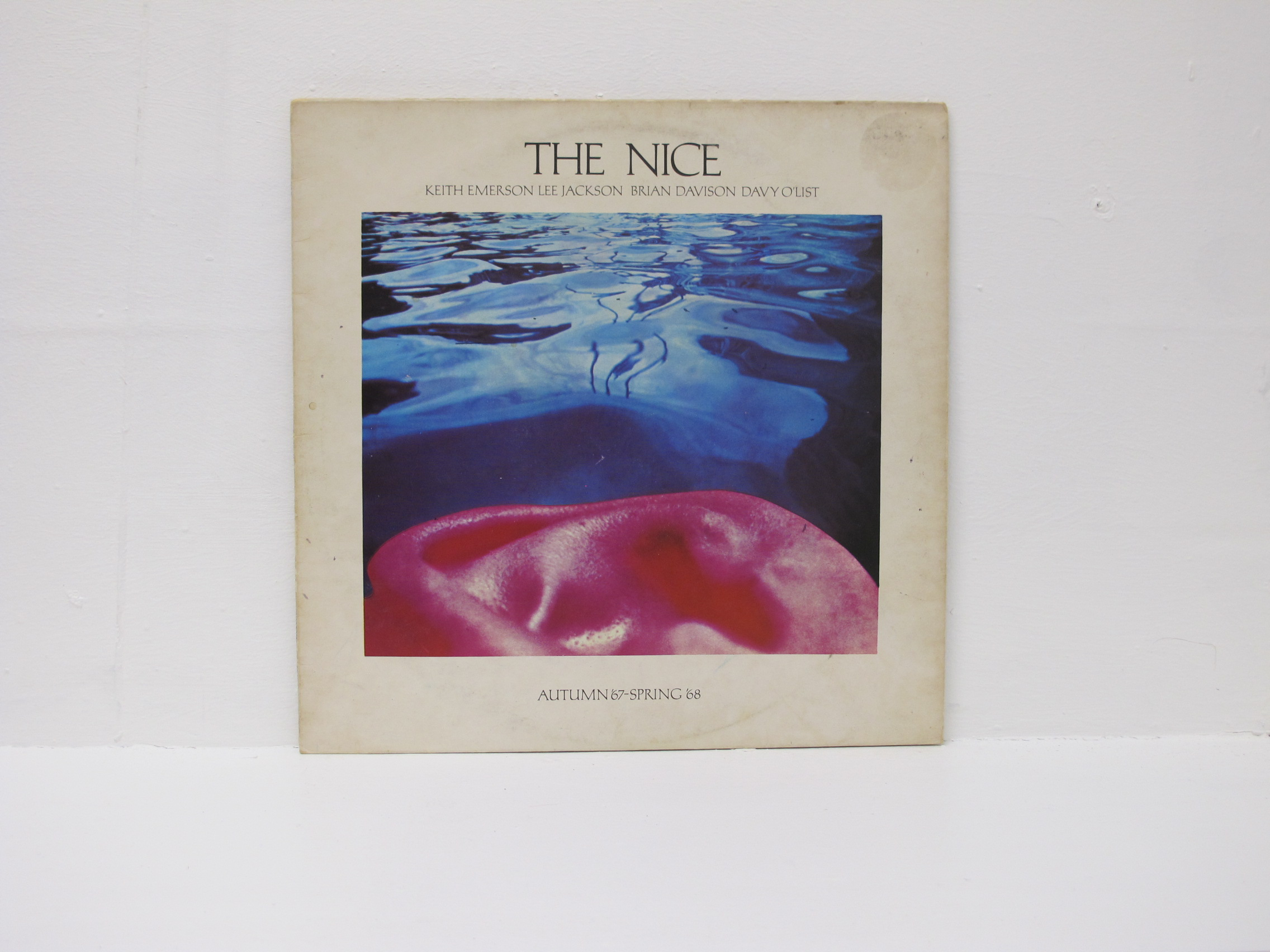 The Nice - Autumn '67 - Spring '68