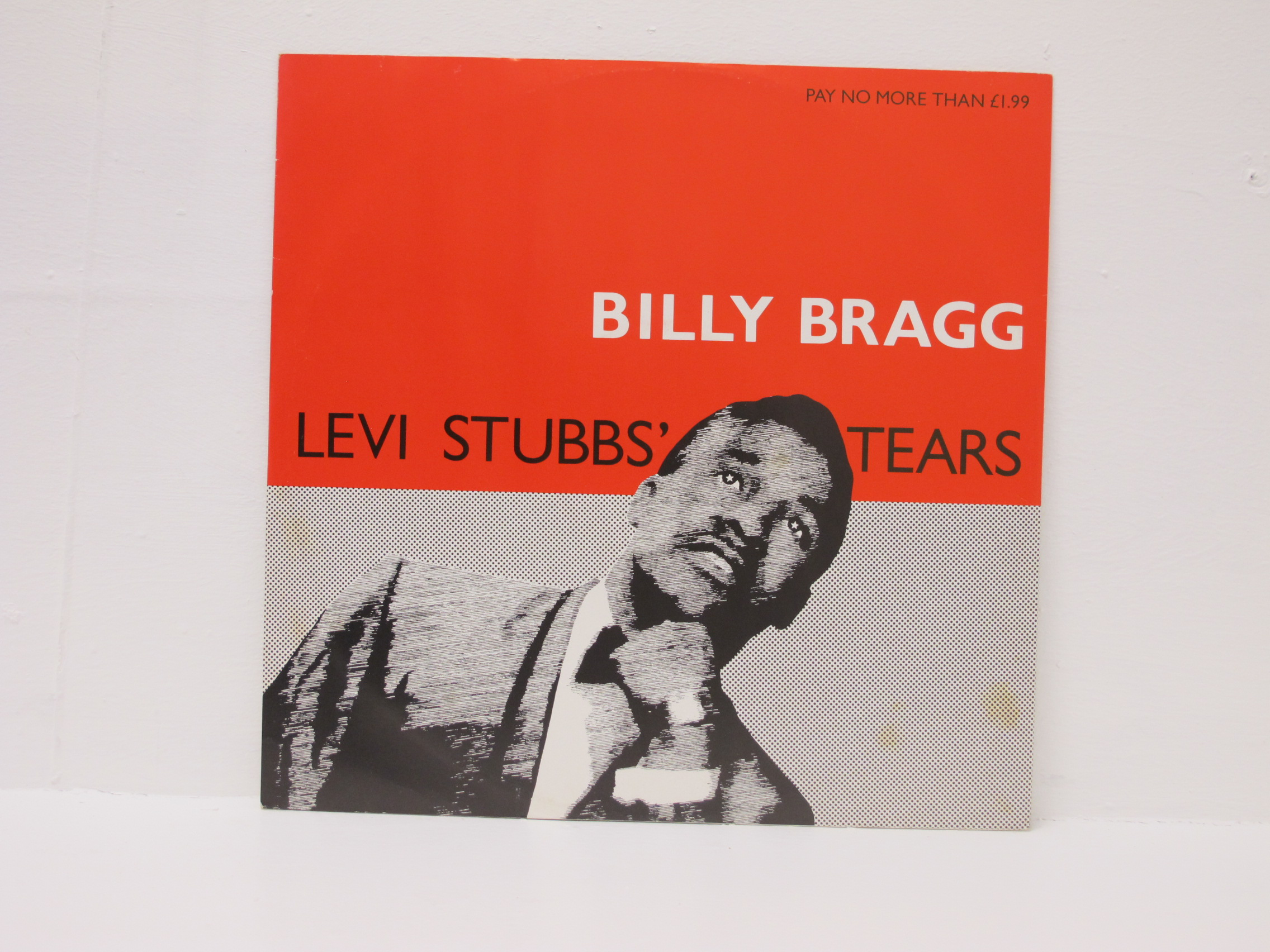 Billy Bragg - Levi Stubbs' Tears