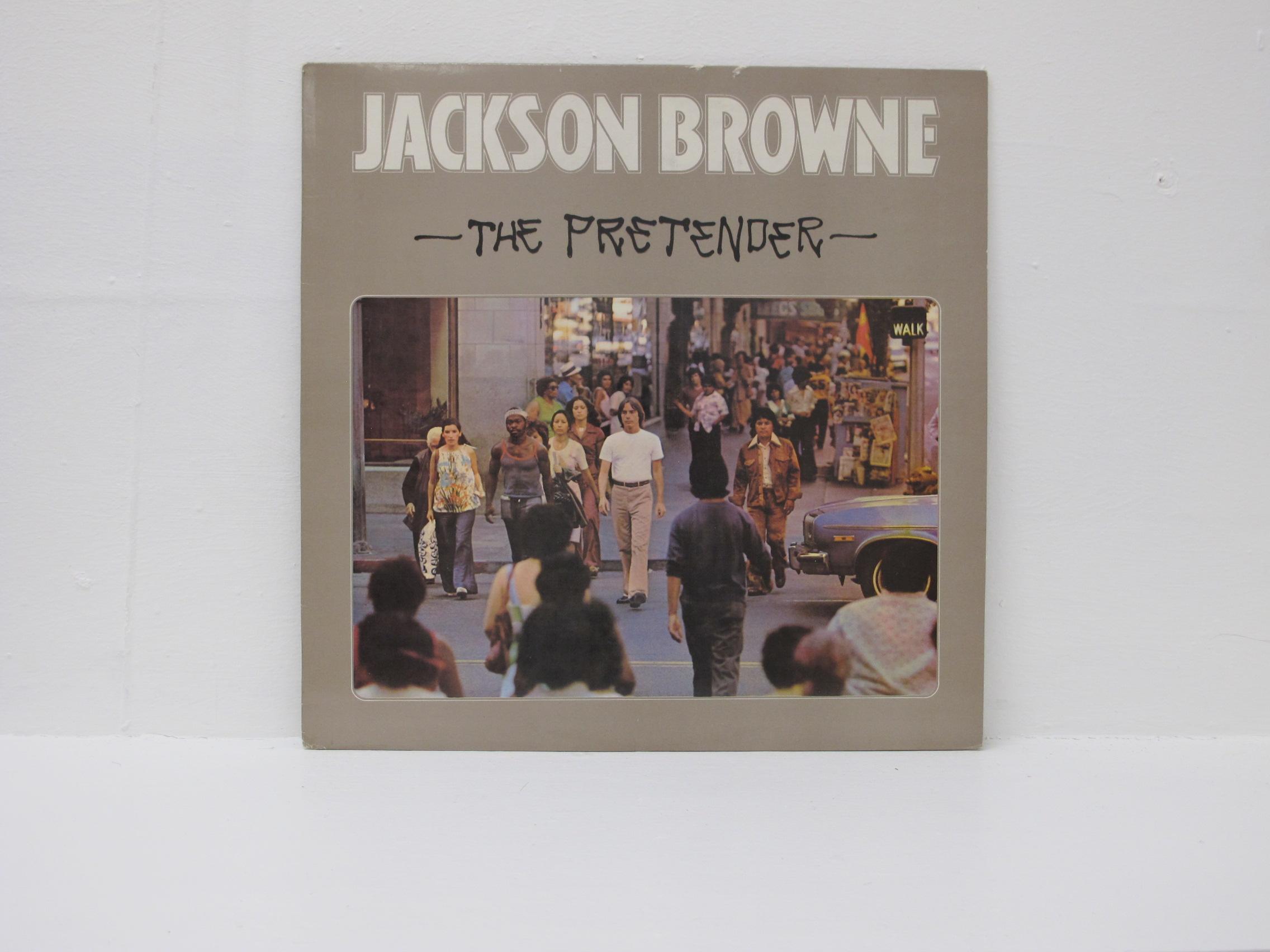 Jackson Browne - The Prentender
