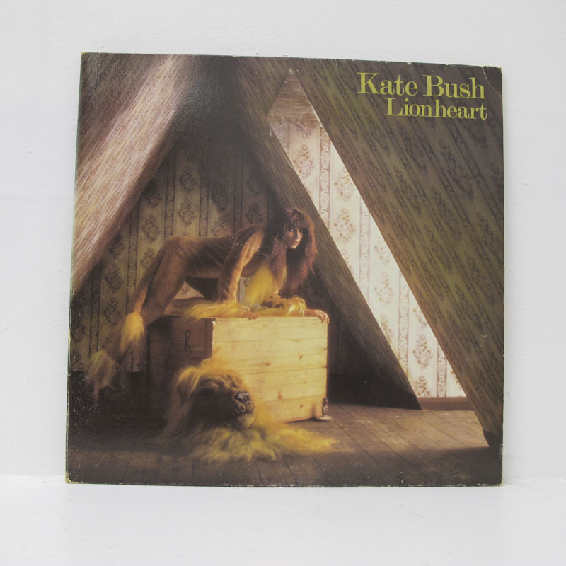Kate Bush - Lionheart