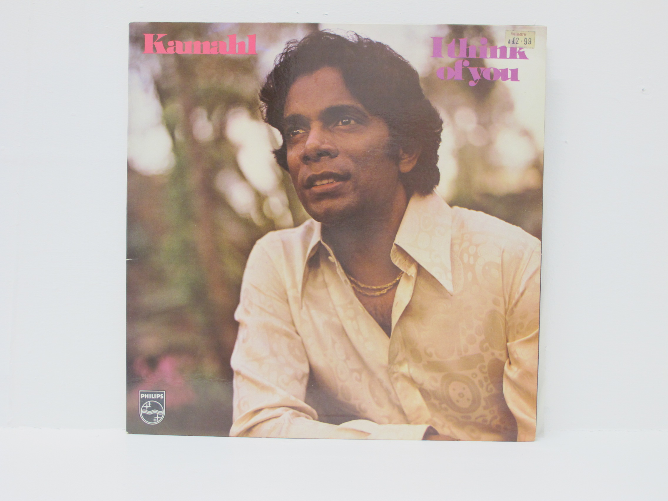 Kamahl - I Think Of You