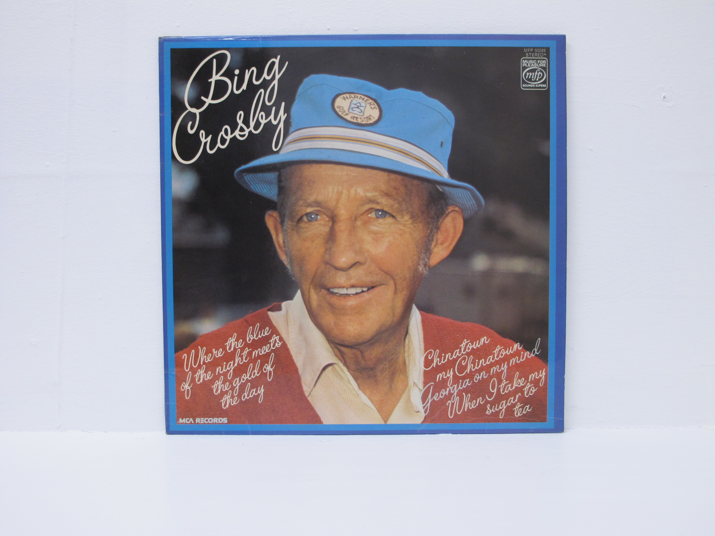 Bing Crosby  - Where The Blue Of Night Meets The Gold Of The Day