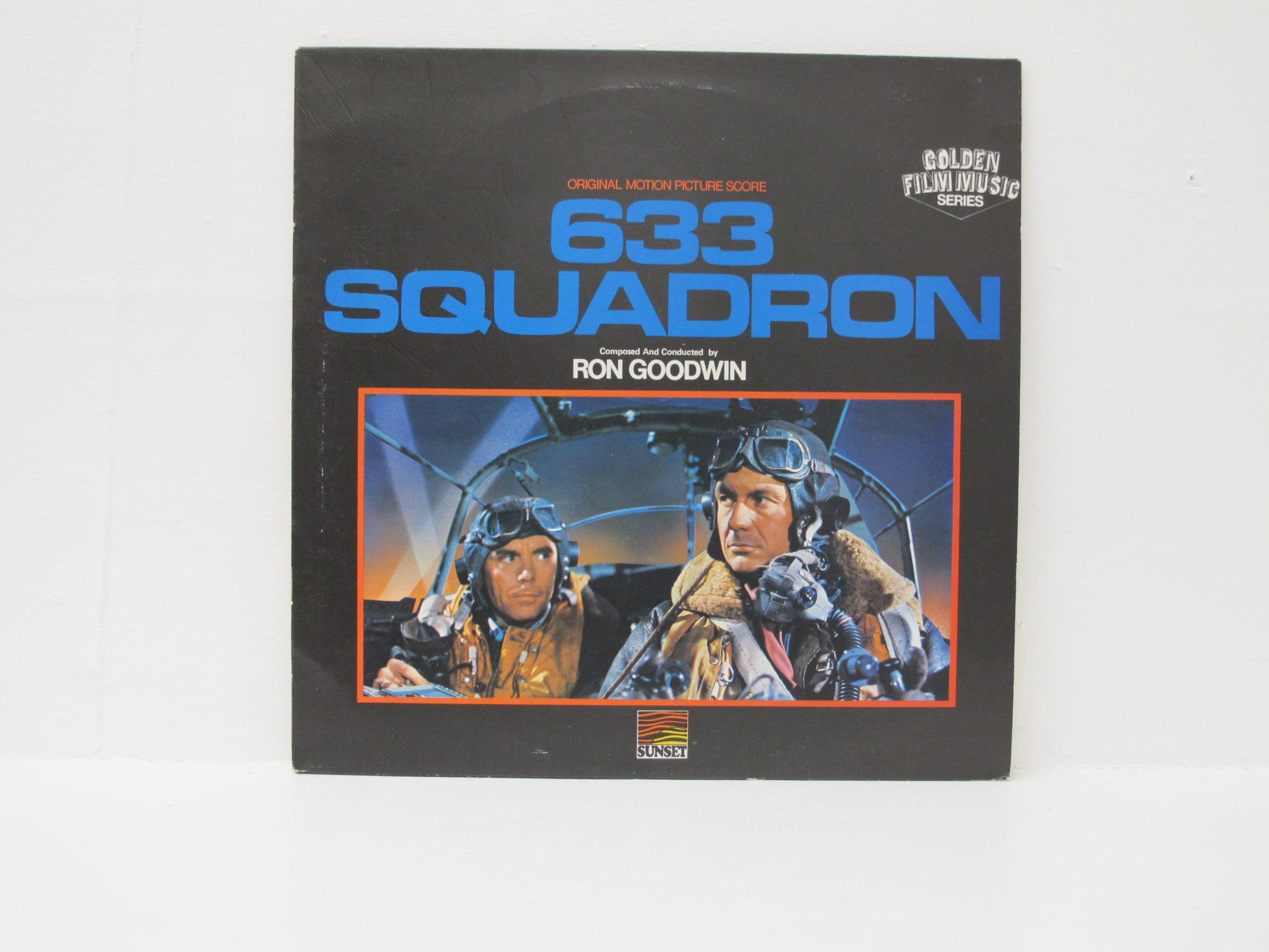 Ron Doodwin - 633 Squadron