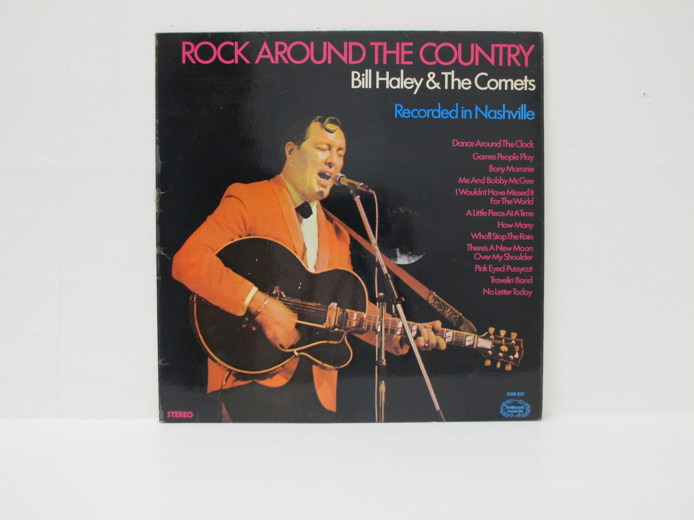 Bill Haley & The Comets - Rock Around The Country