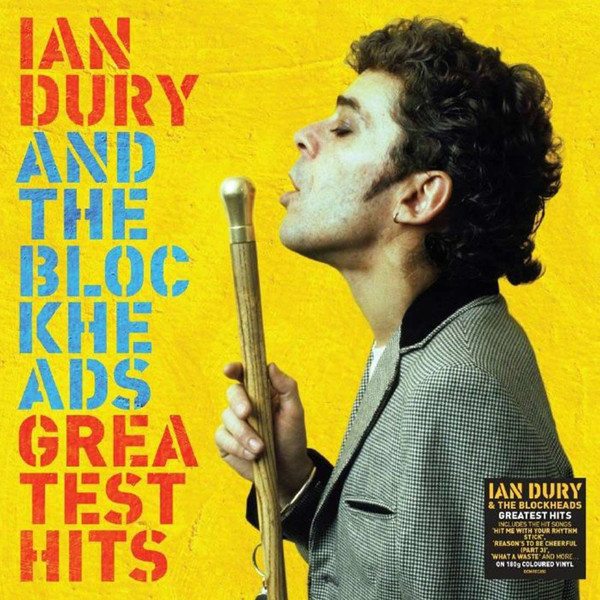 Ian Dury - Greatest Hits